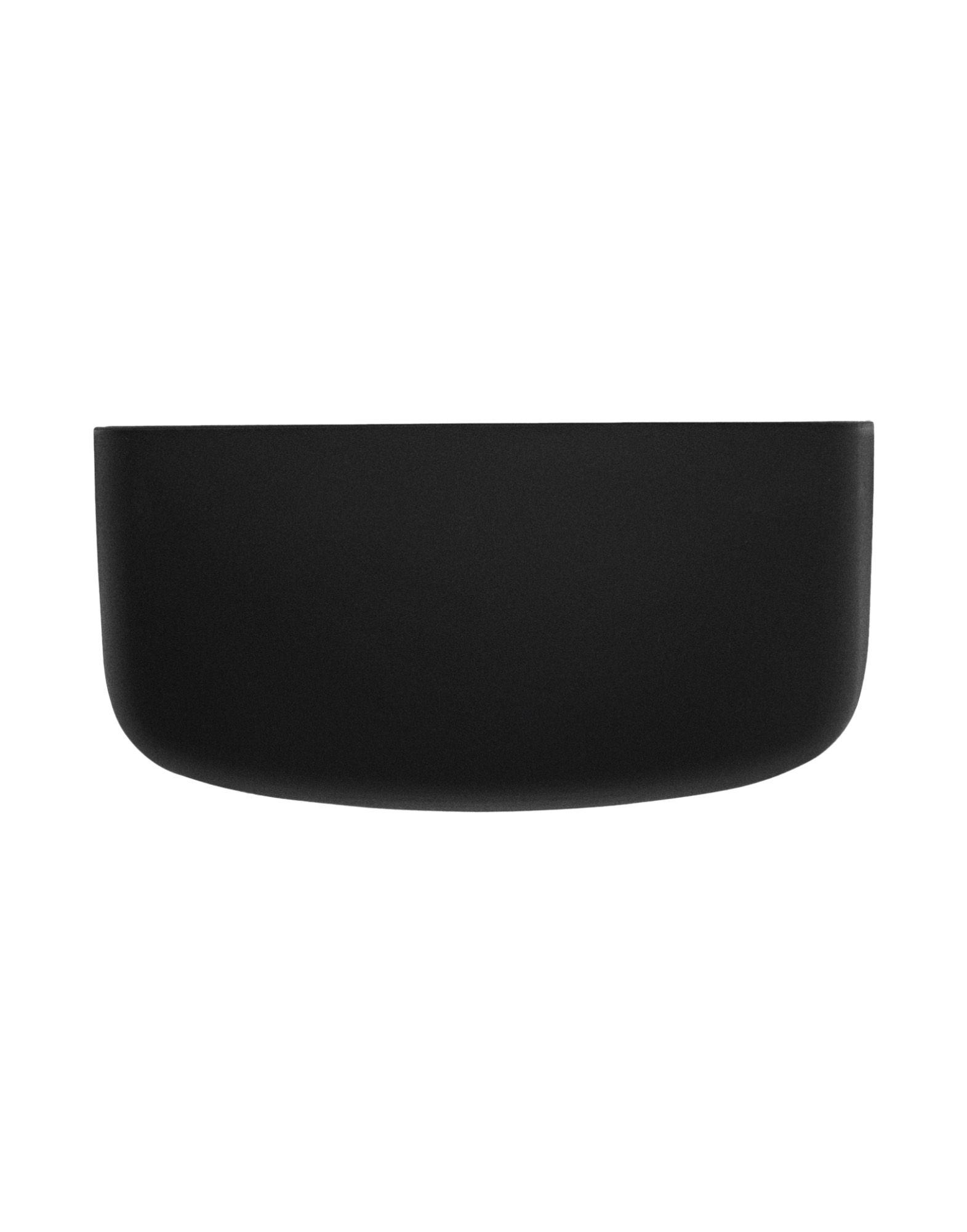 《送料無料》NORMANN COPENHAGEN Unisex 小物 ブラック プラスティック Pocket