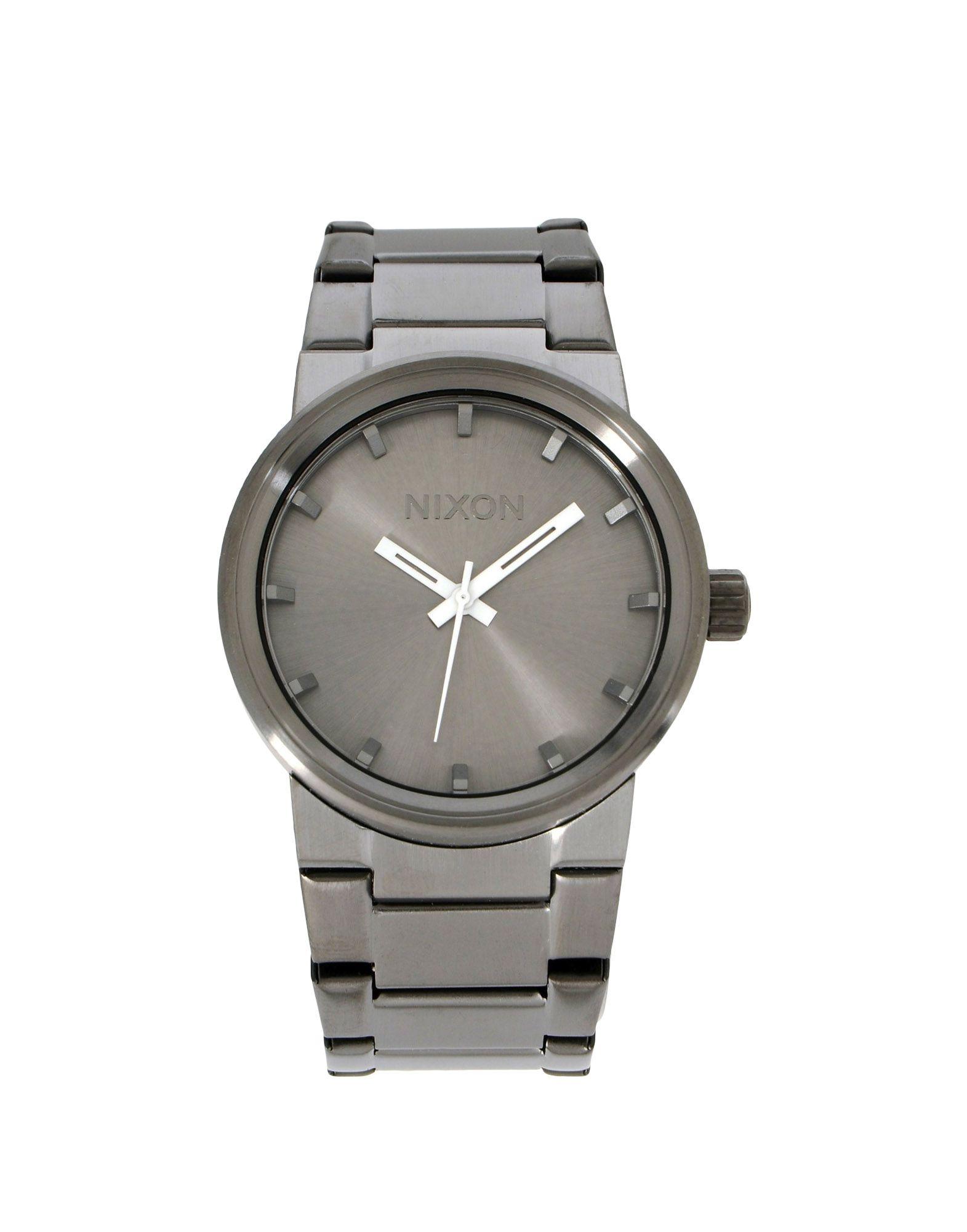 メンズ NIXON 腕時計 シルバー