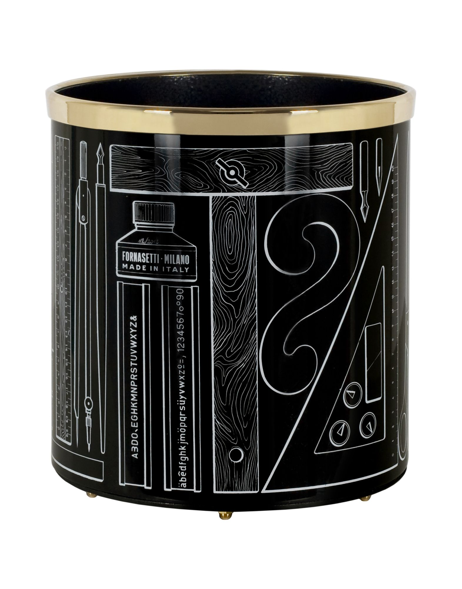 'Fornasetti Containers
