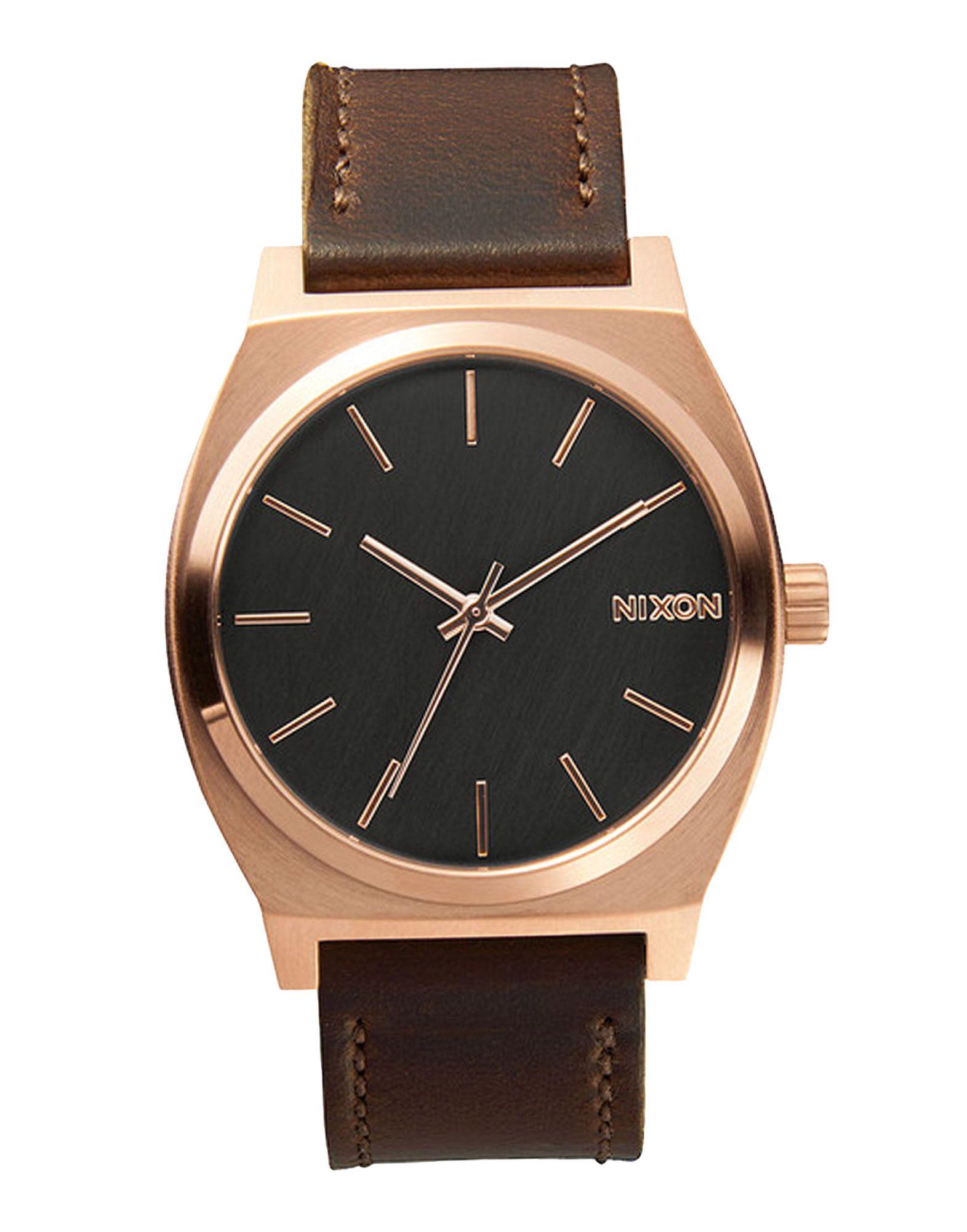 NIXON Наручные часы часы nixon porter nylon gold white red
