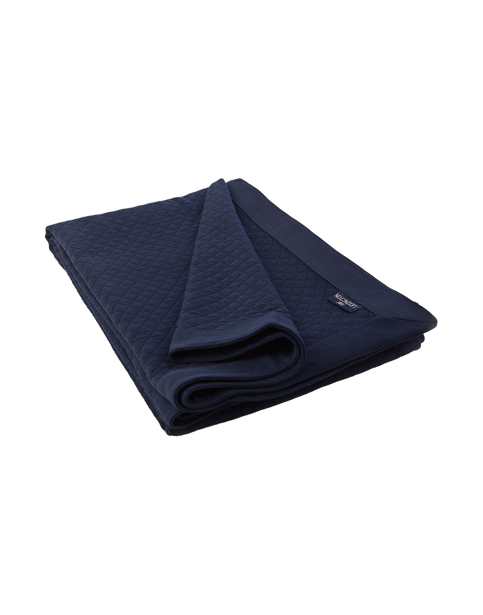 LEXINGTON Unisex Wolldecke Farbe Dunkelblau Größe 1