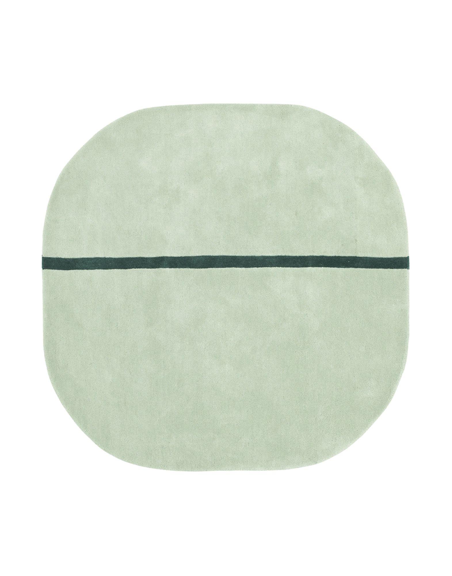 NORMANN COPENHAGEN Unisex Teppich Farbe (-) Größe 1