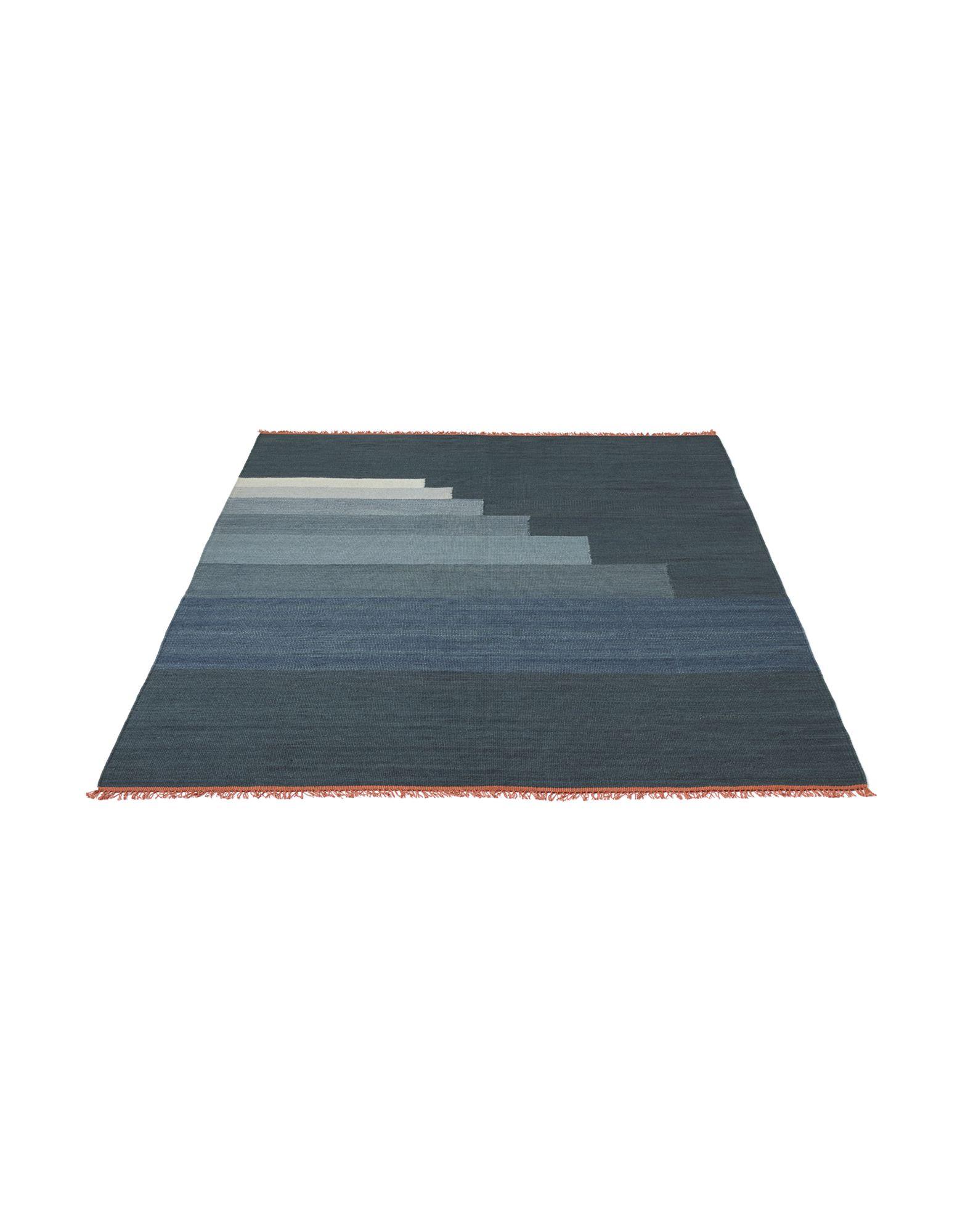 &TRADITION Unisex Teppich Farbe Taubenblau Größe 1