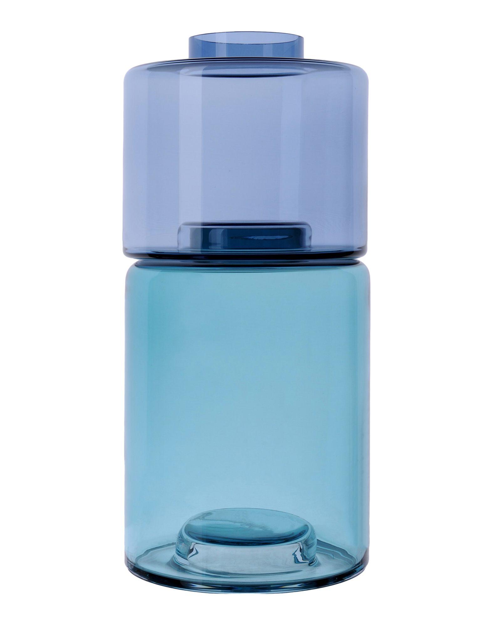 《期間限定セール開催中!》LSA Unisex ベース ブルー ガラス