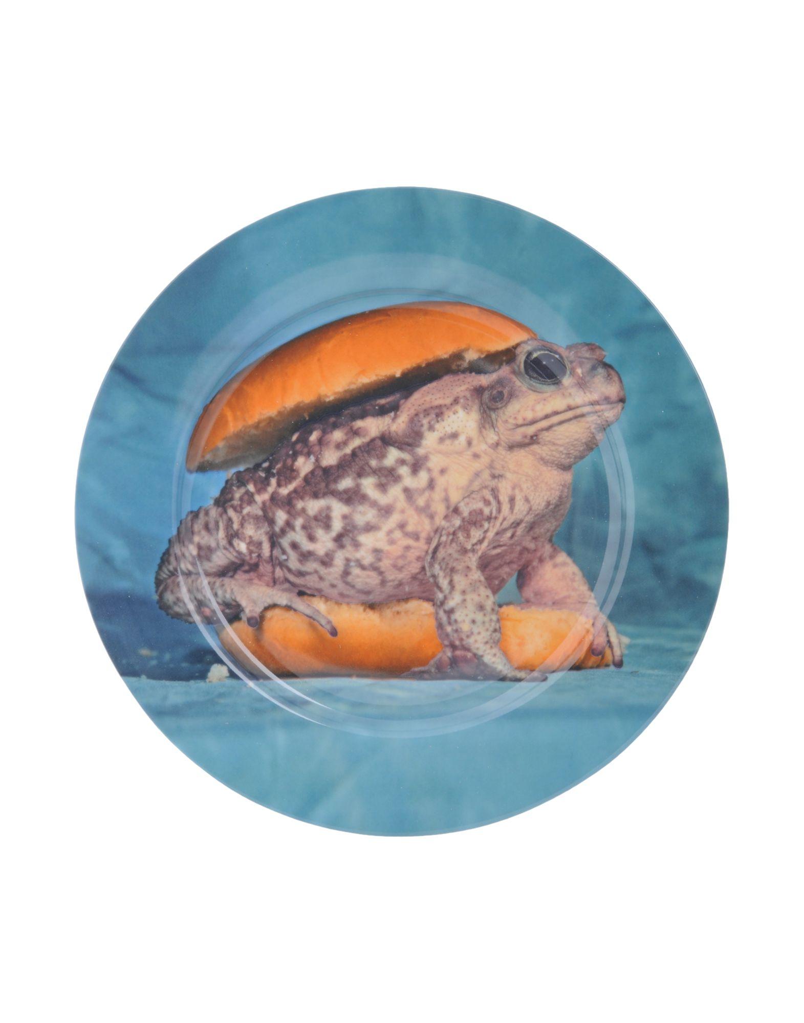 SELETTI WEARS TOILETPAPER Seletti Decorative Plates