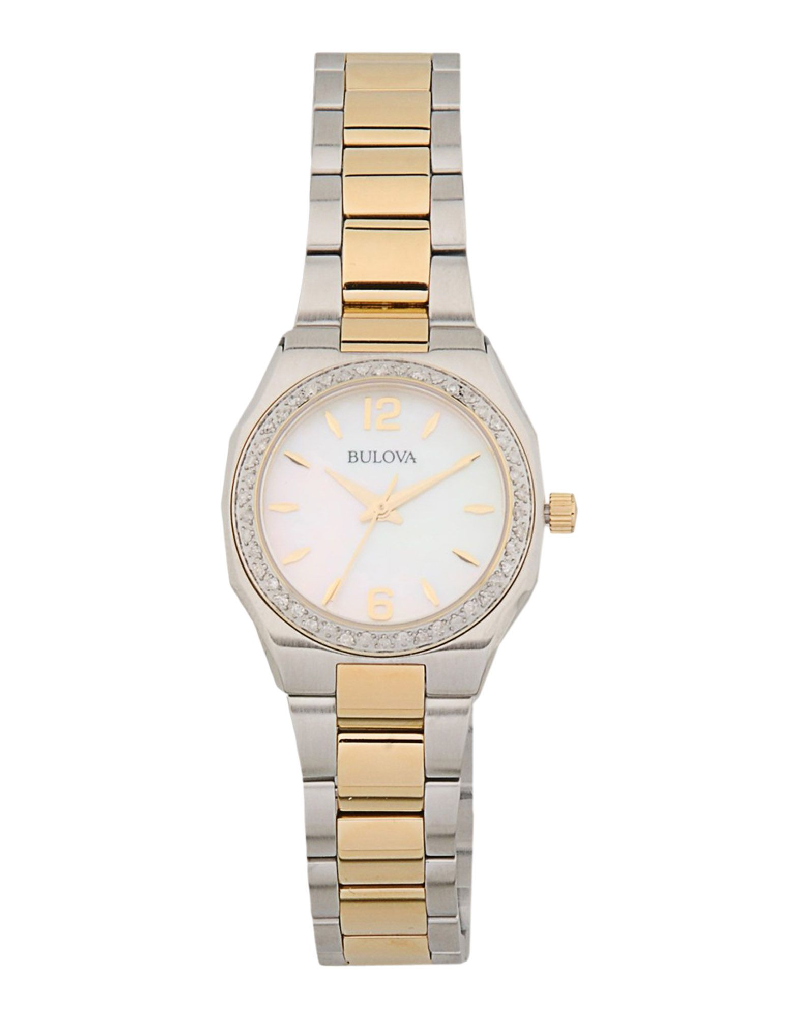 レディース BULOVA 腕時計 シルバー