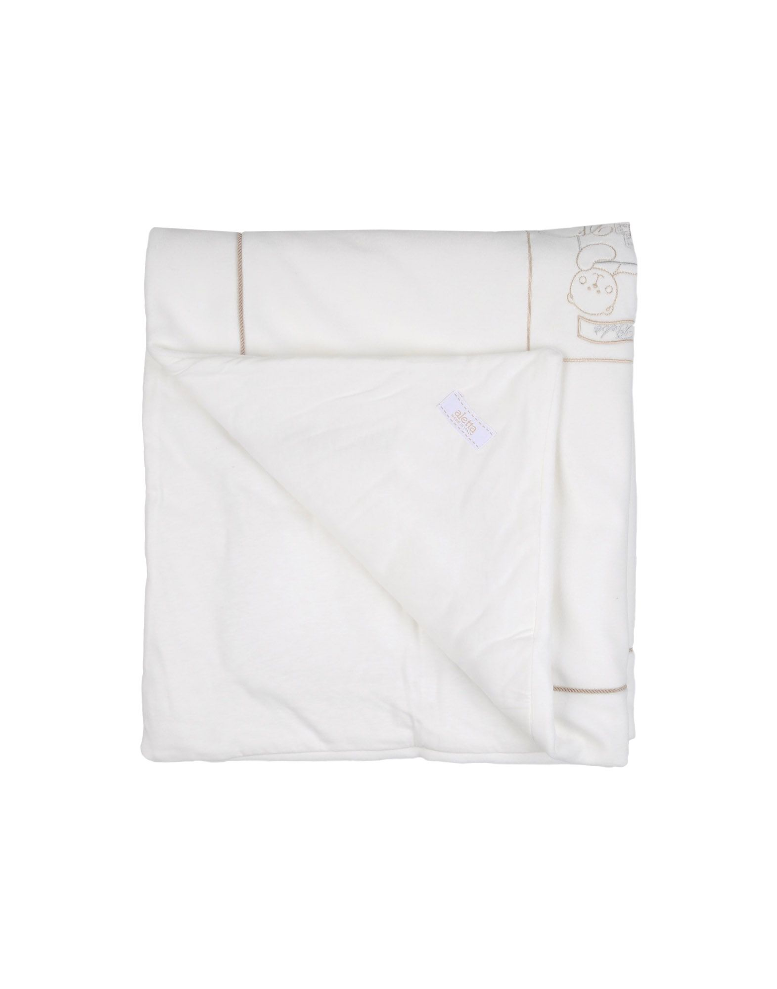 ALETTA Одеяльце для младенцев il gufo одеяльце для младенцев