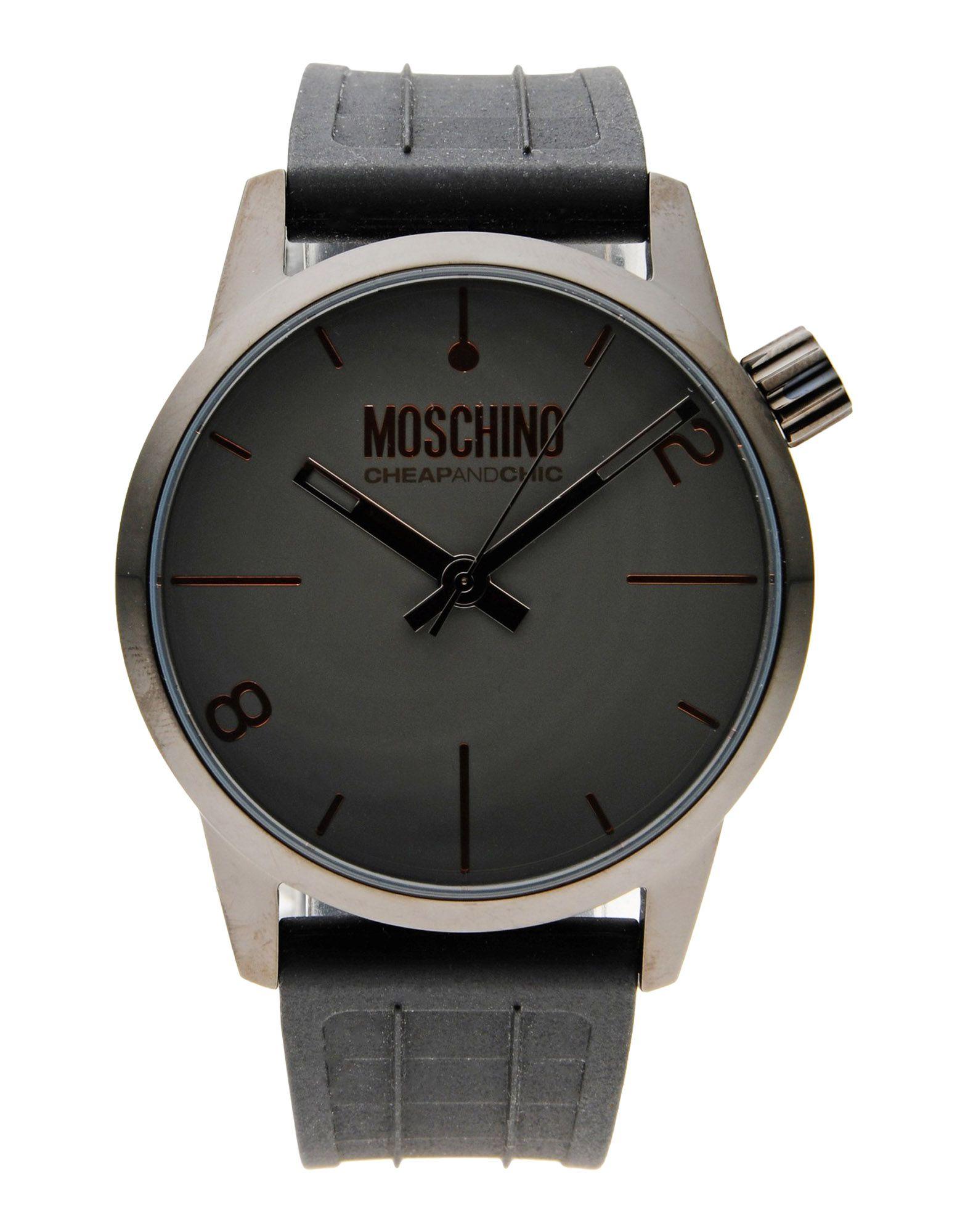 Moschino Cheap And Chic Wrist Watches