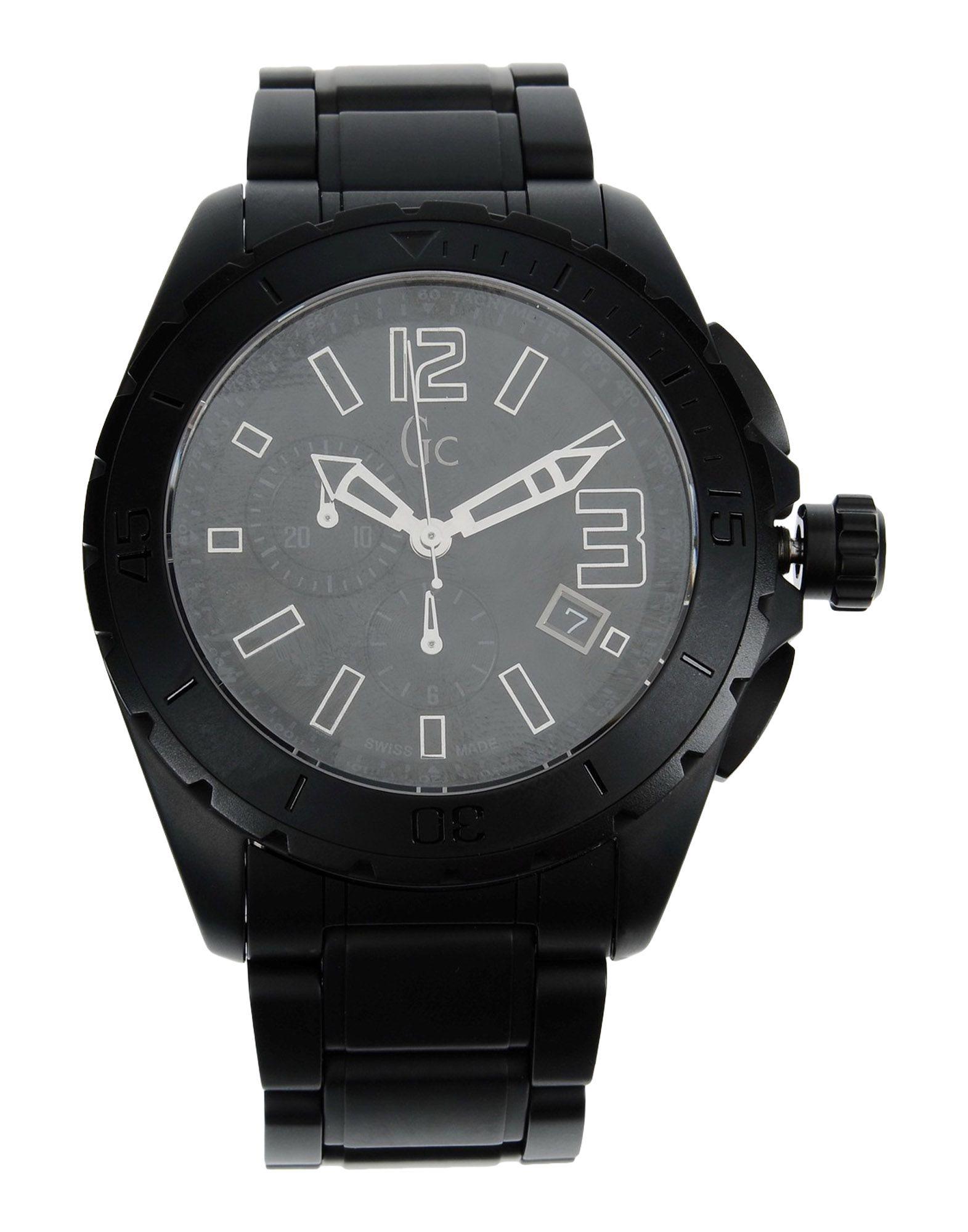 《送料無料》GC メンズ 腕時計 シルバー ステンレススチール