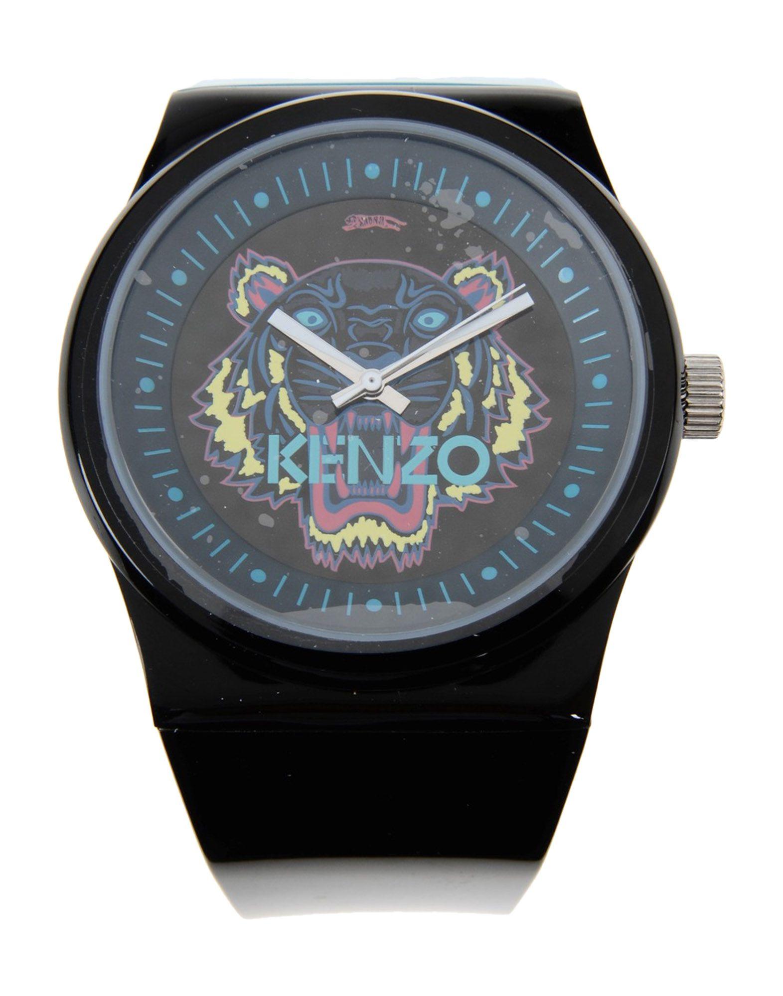 KENZO Наручные часы camp bambino