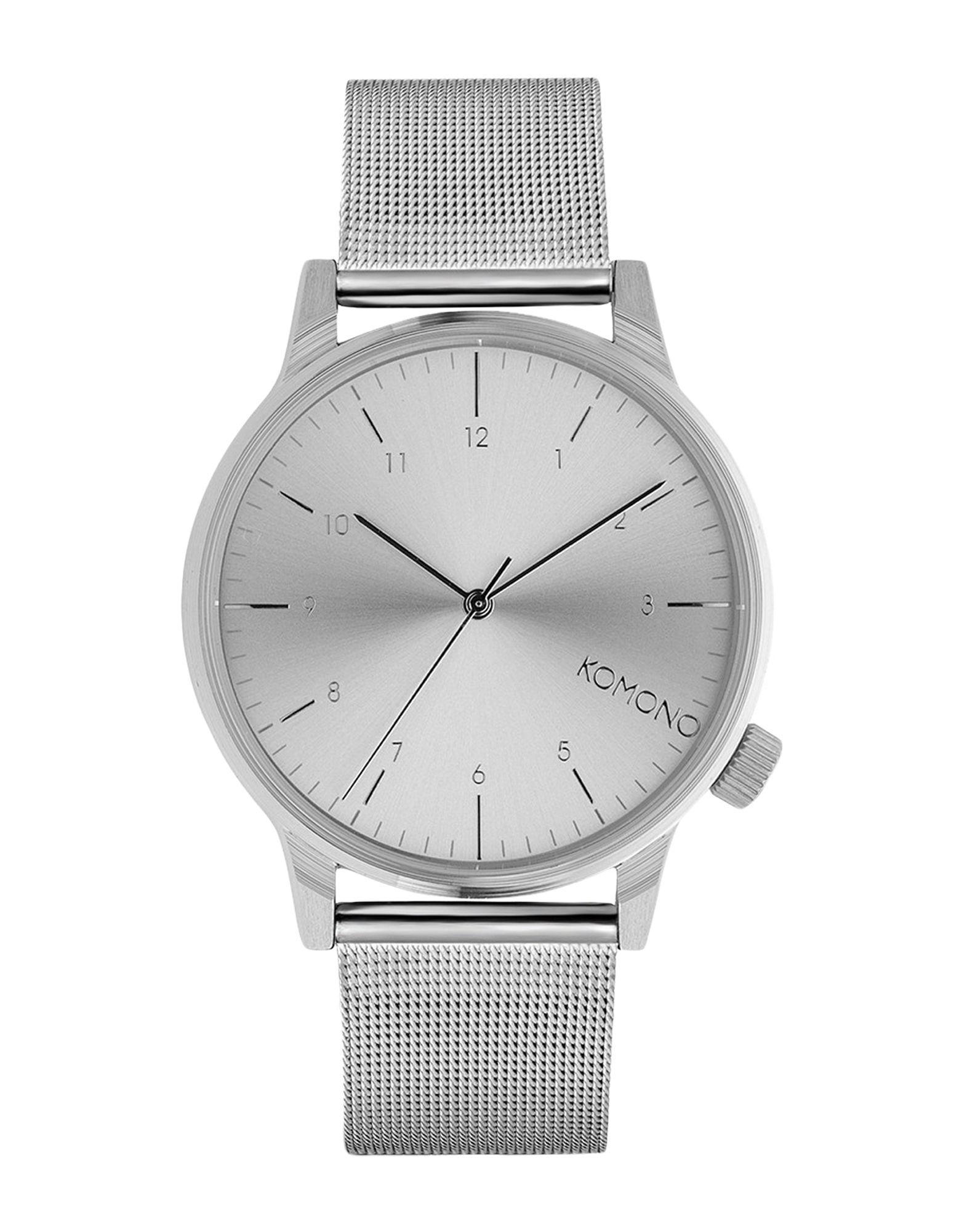 ユニセックス KOMONO 腕時計 シルバー