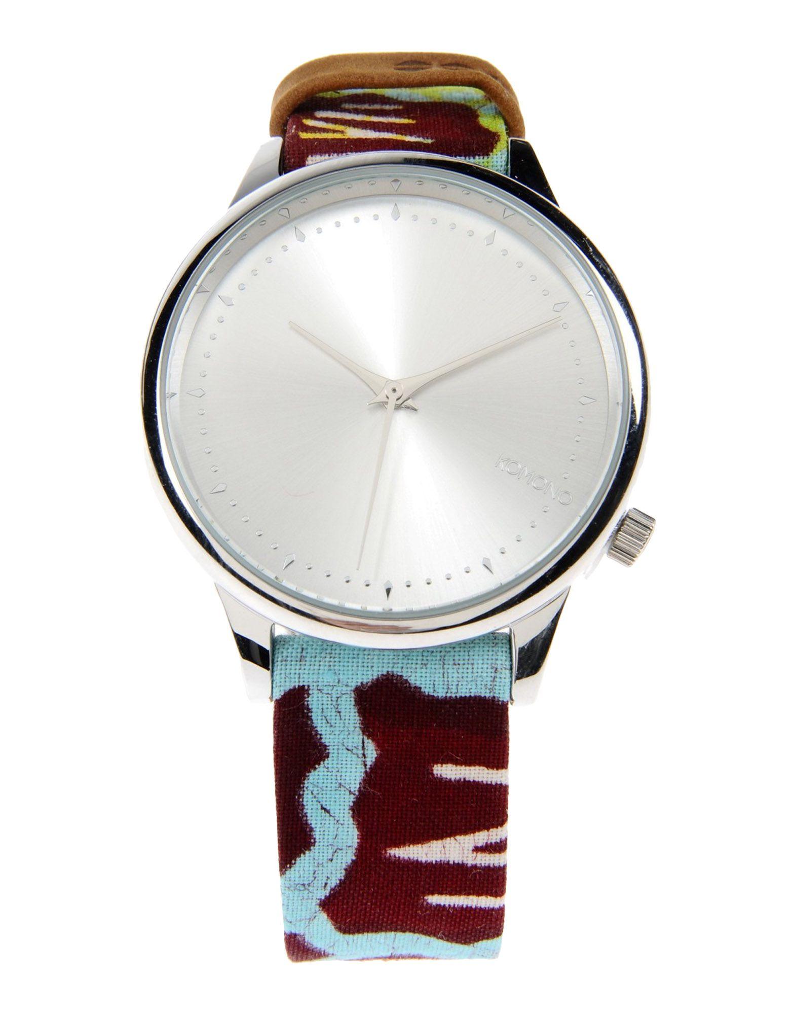 レディース KOMONO 腕時計 シルバー