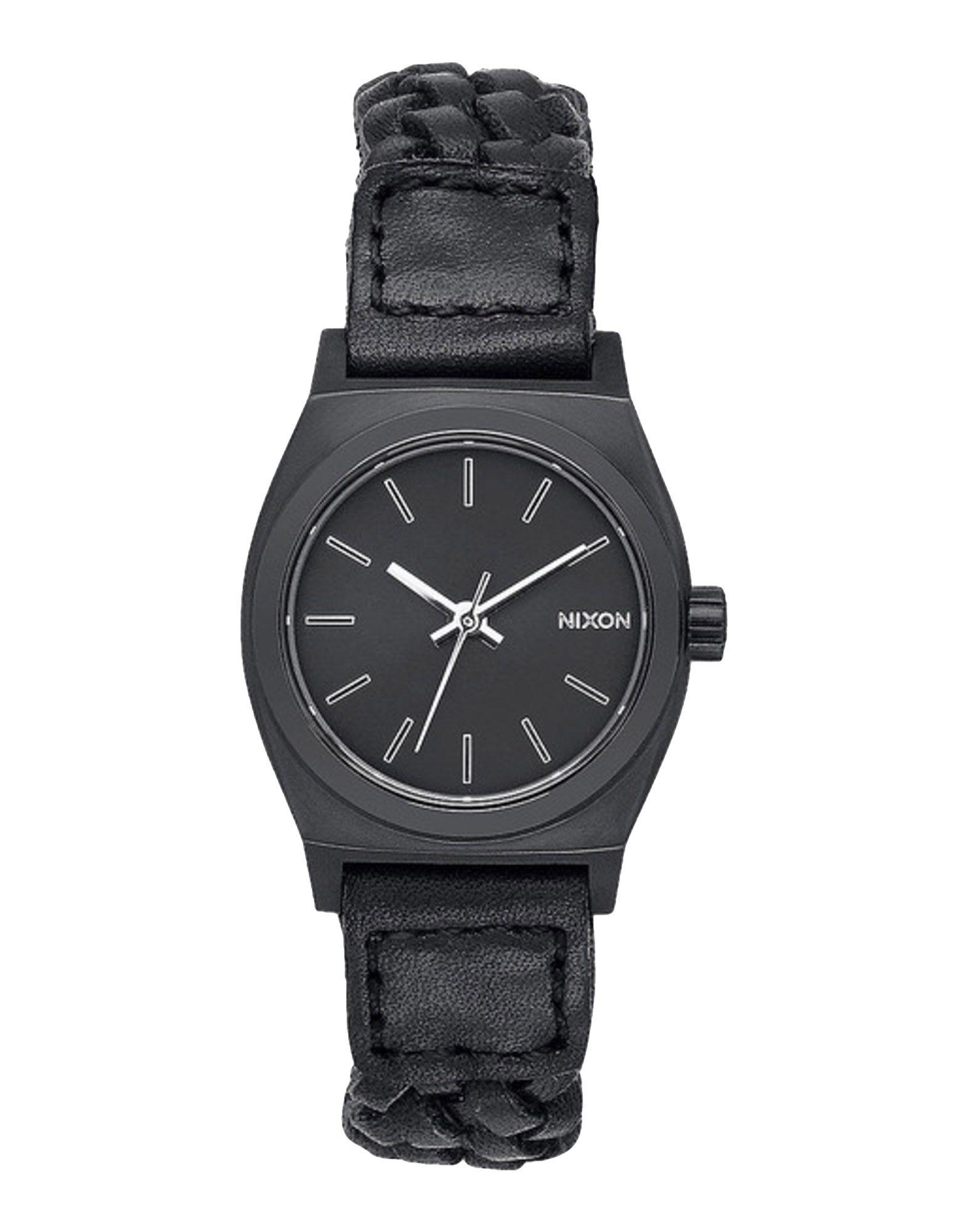 レディース NIXON 腕時計 ブラック