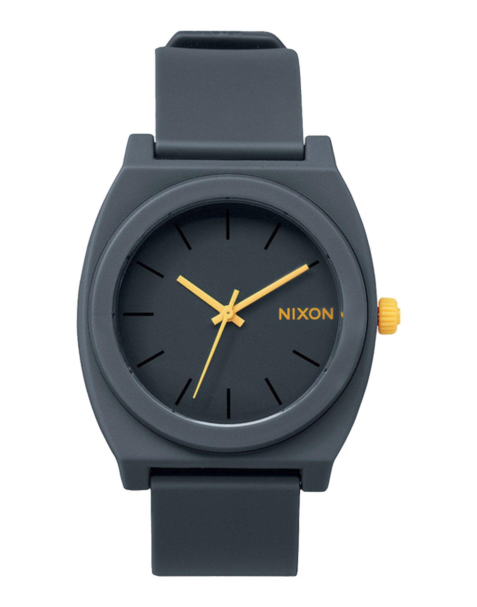 ユニセックス NIXON 腕時計 グレー