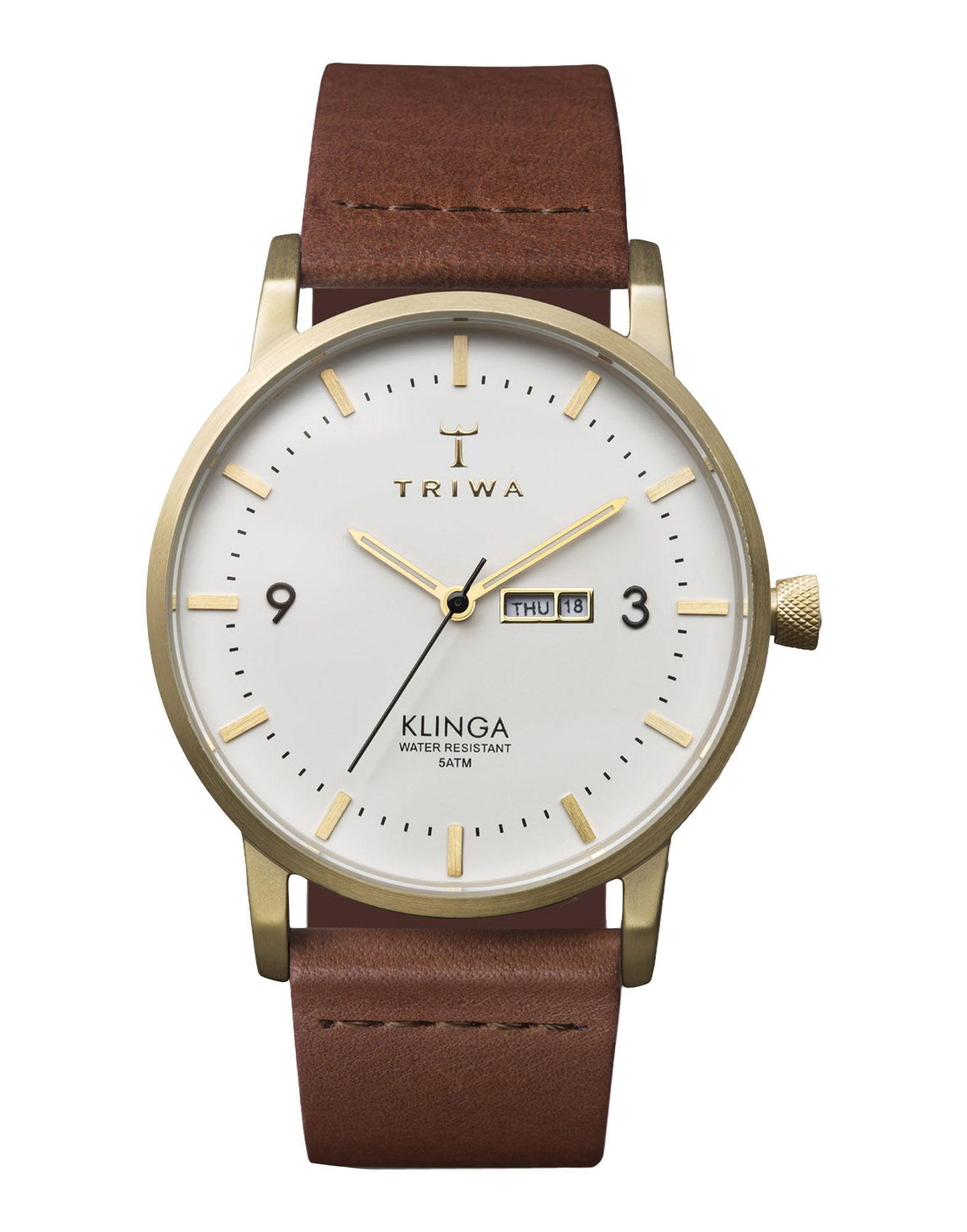 メンズ TRIWA 腕時計 ホワイト