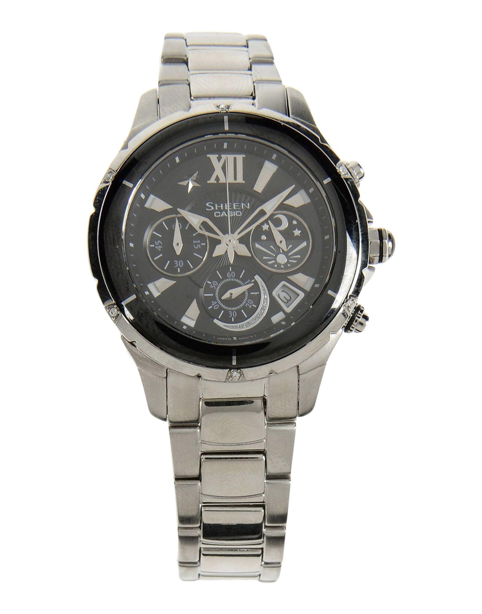 レディース CASIO 腕時計 ブラック