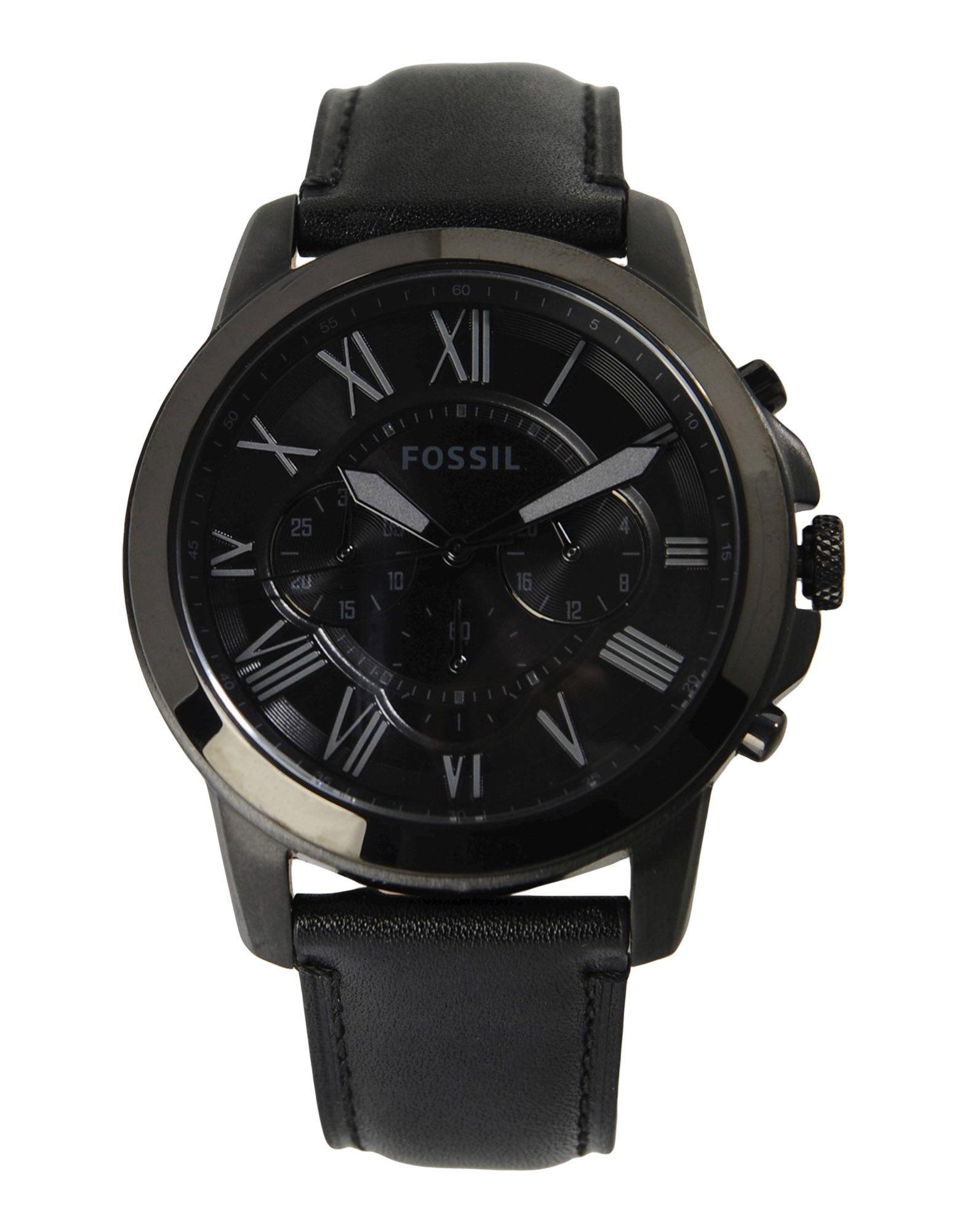 Фото FOSSIL Наручные часы