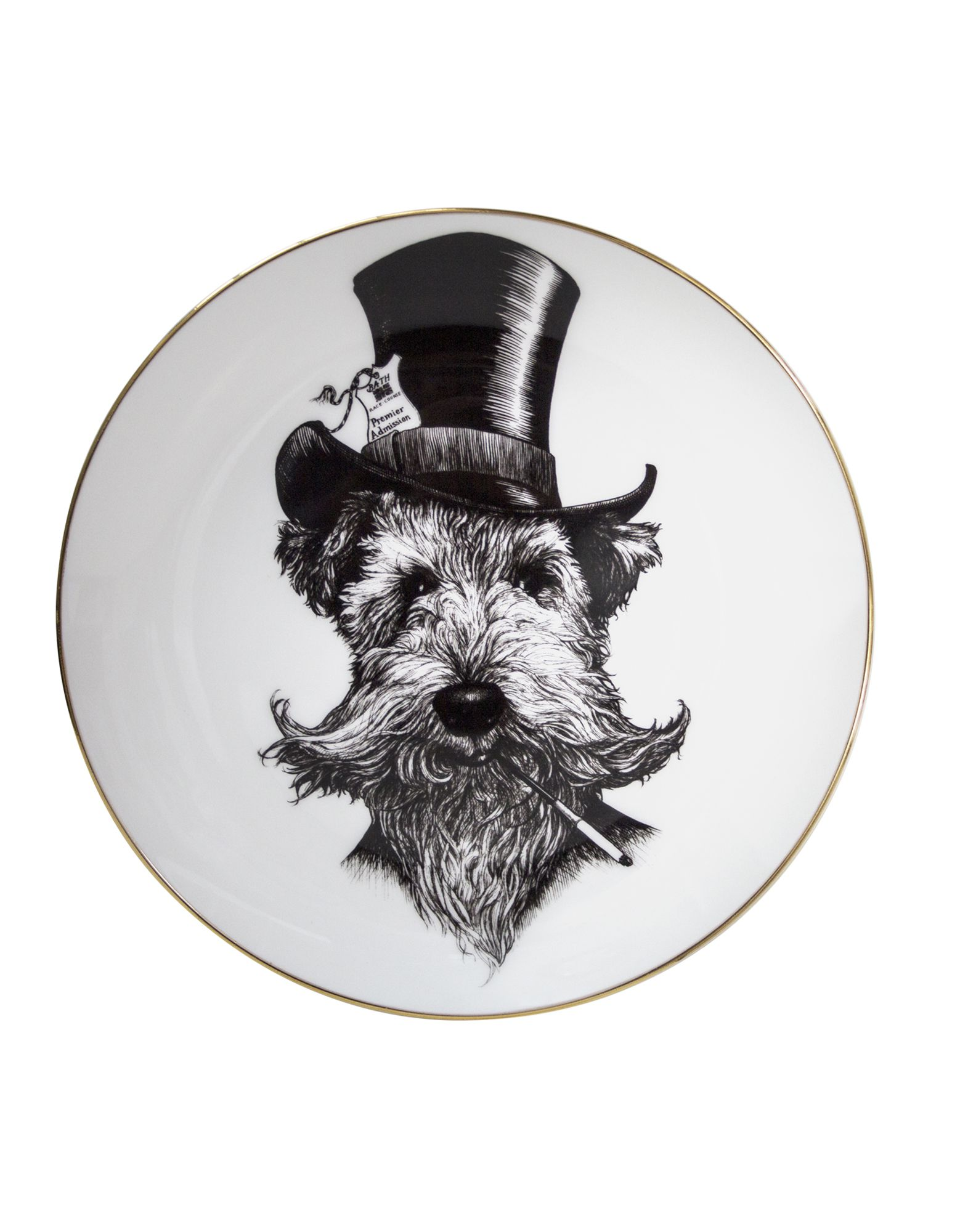 RORY DOBNER Декоративная тарелка