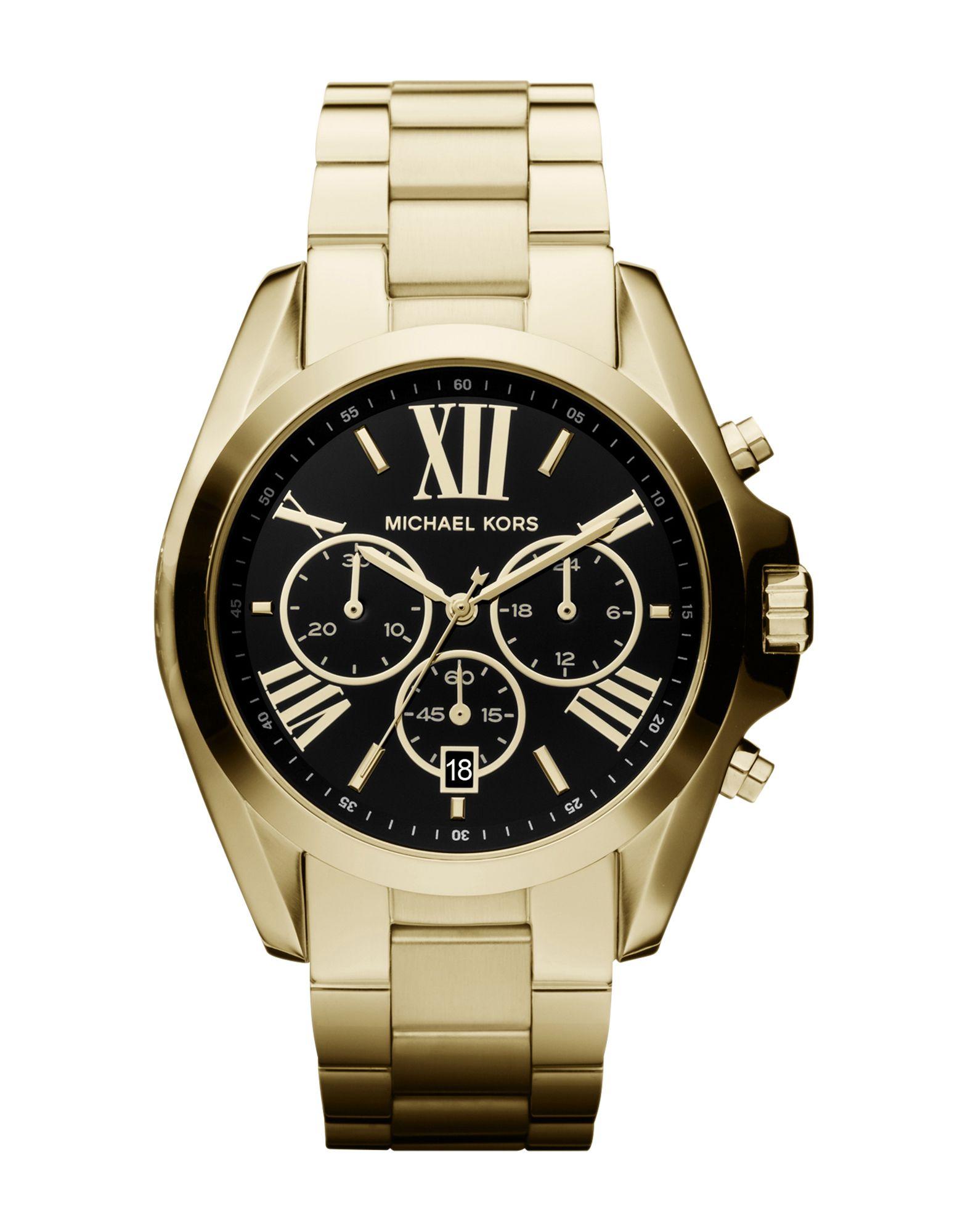 лучшая цена MICHAEL MICHAEL KORS Наручные часы