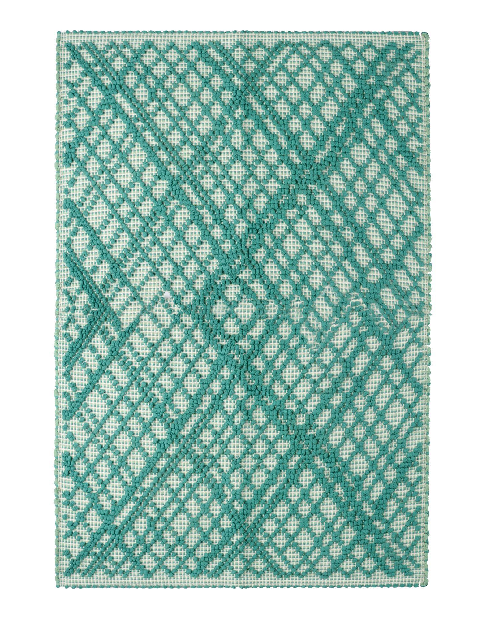 ILARIA.I Unisex Teppich Farbe Grün Größe 1