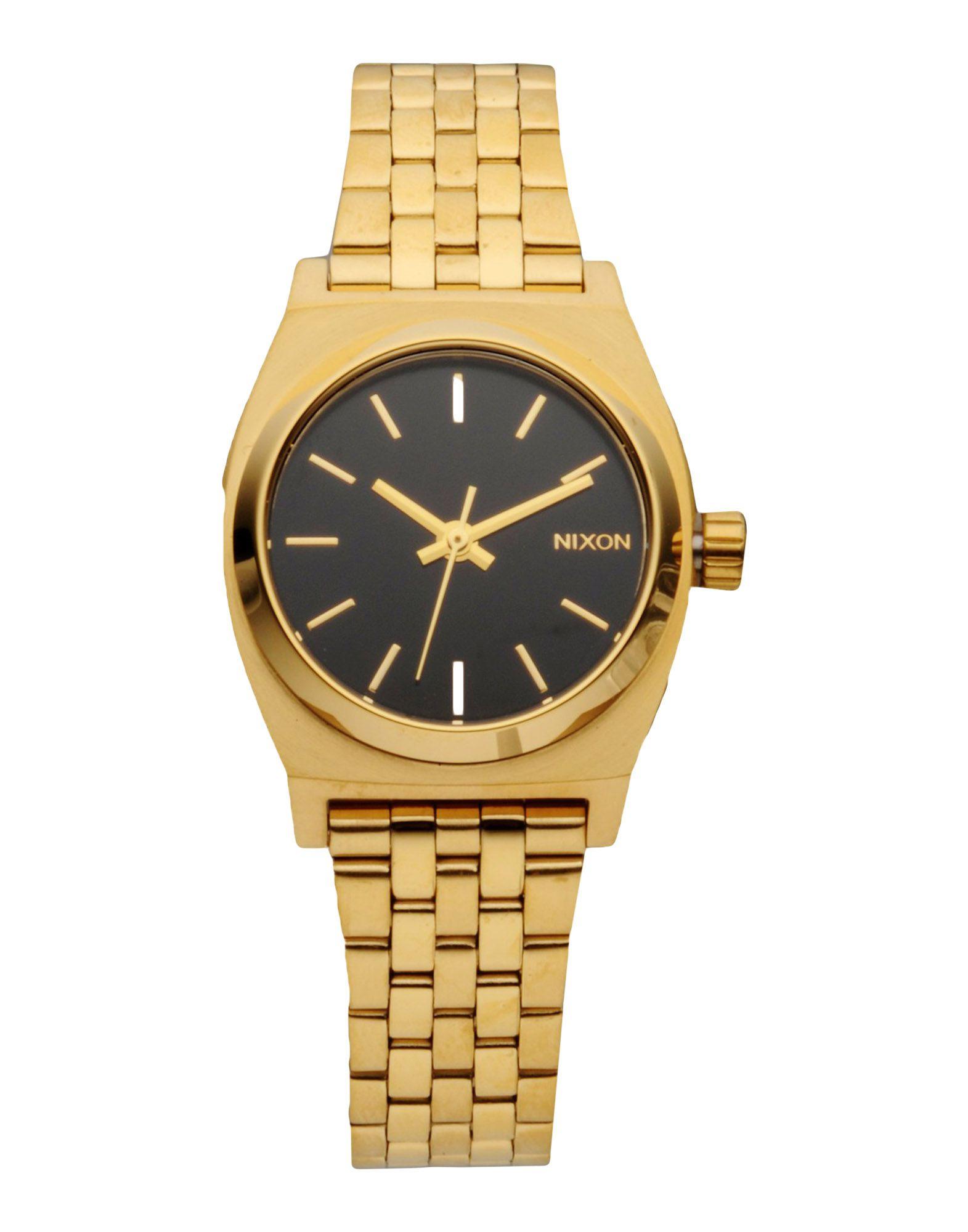 レディース NIXON 腕時計 ゴールド