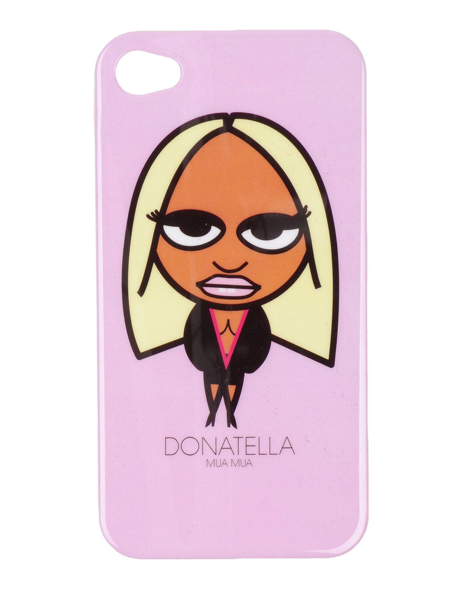 THE MUA MUA DOLLS Damen Hightech Accessoire Farbe Rosa Größe 1