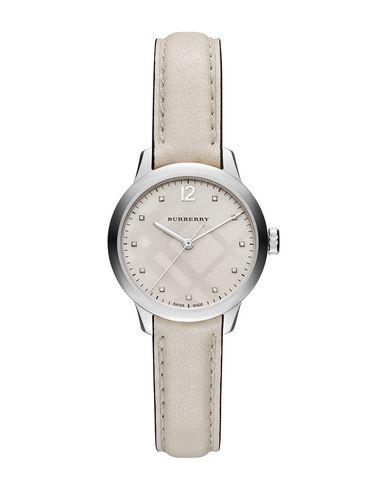 BURBERRY レディース 腕時計 ベージュ 金属繊維