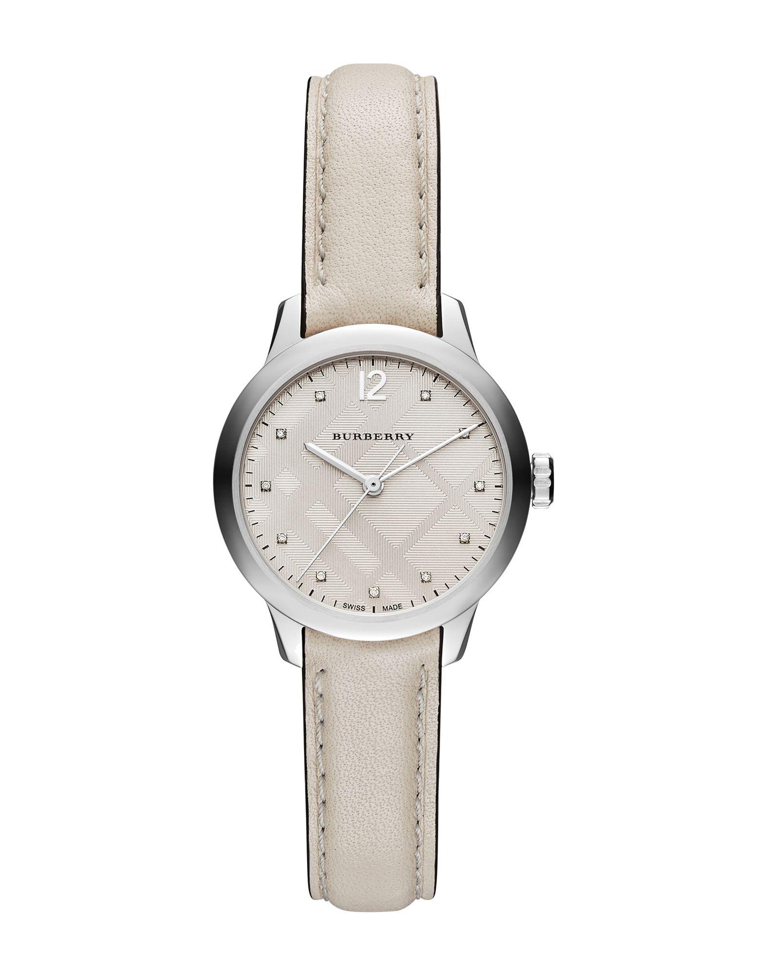 レディース BURBERRY 腕時計 ベージュ