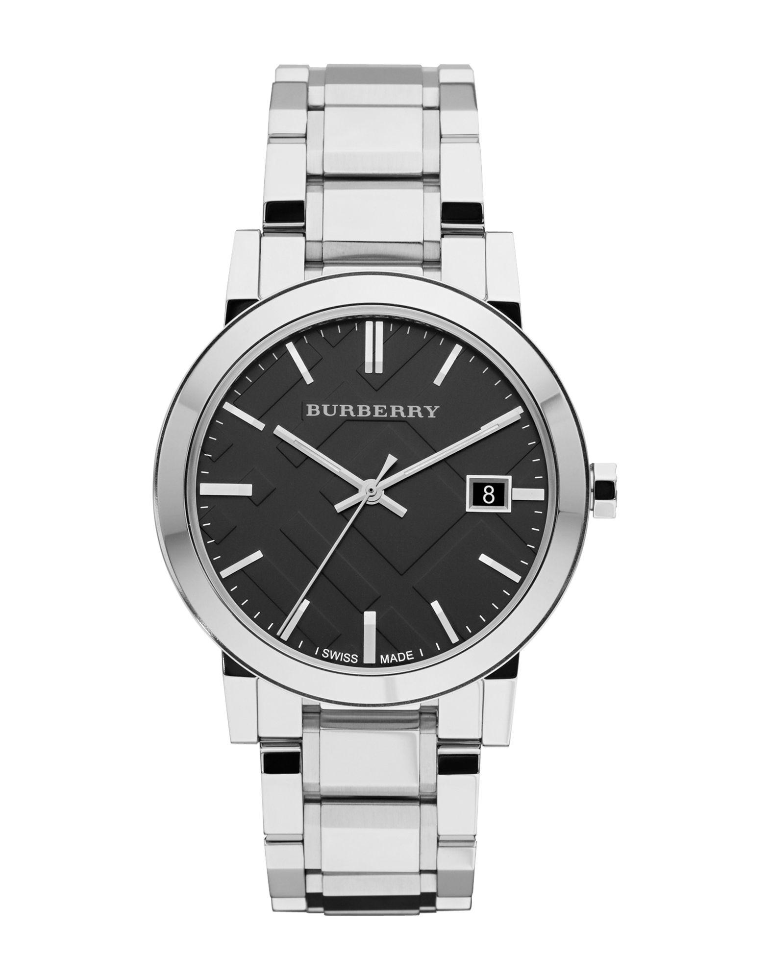 ユニセックス BURBERRY 腕時計 シルバー