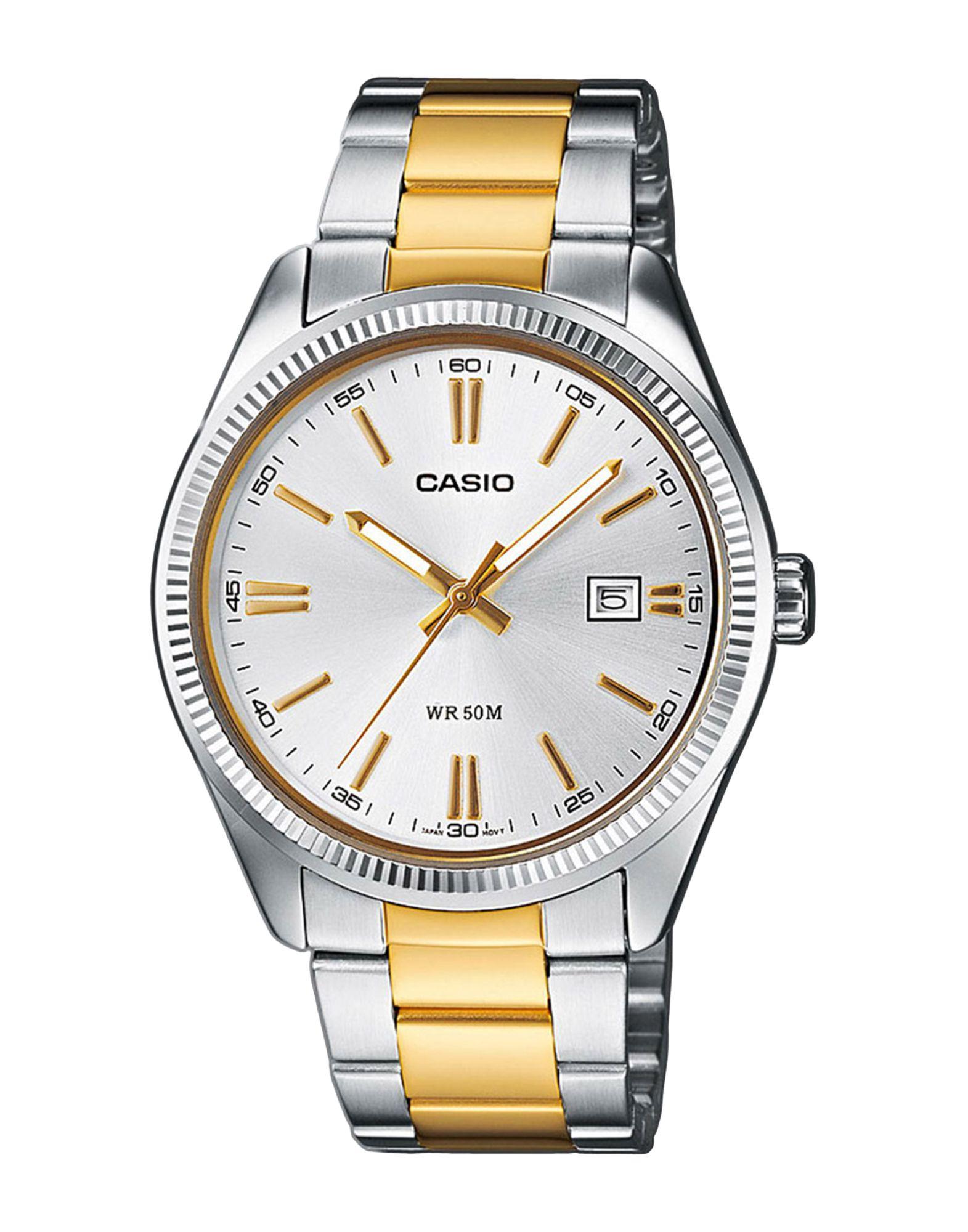 все цены на CASIO Наручные часы онлайн