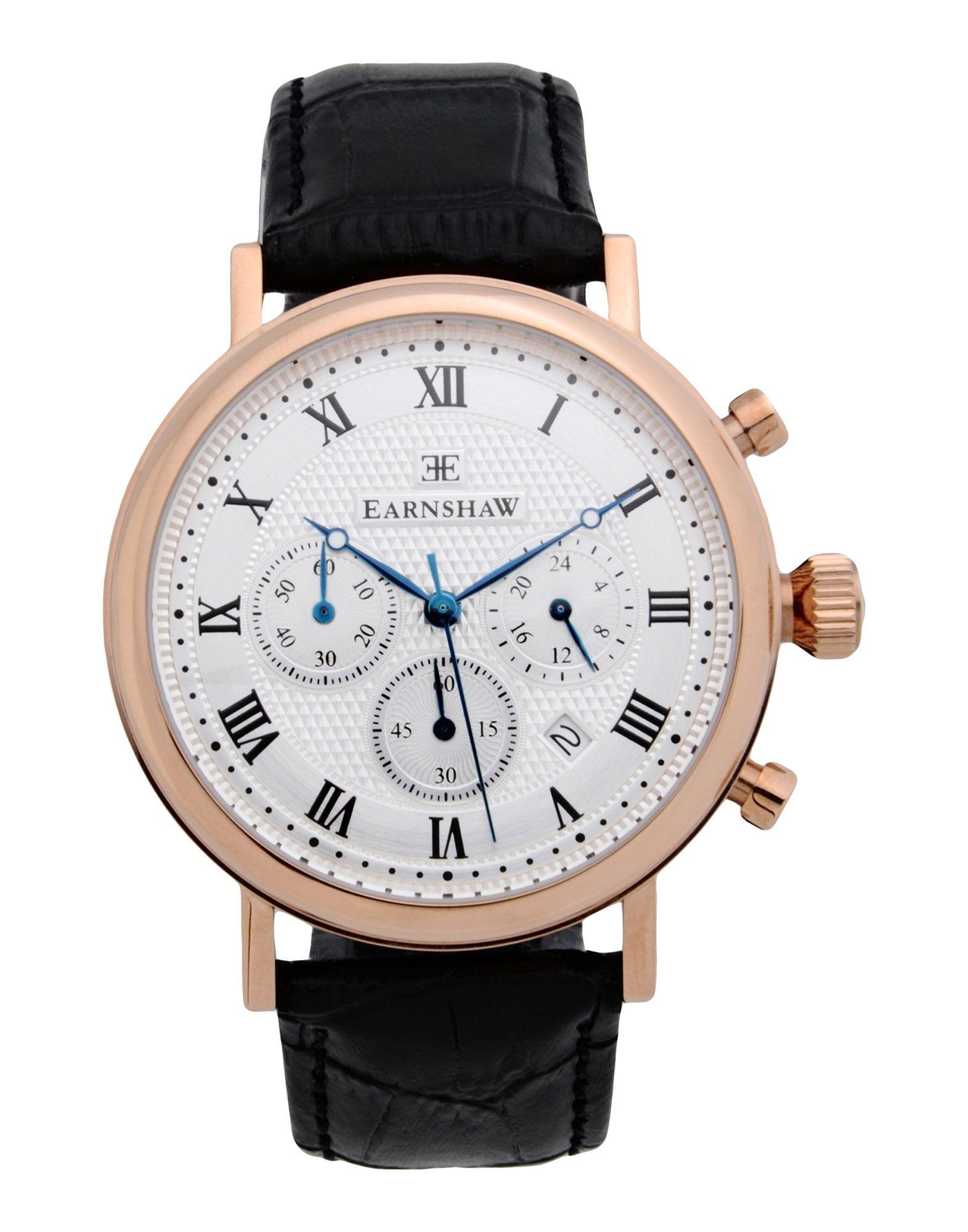 где купить  EARNSHAW Наручные часы  по лучшей цене