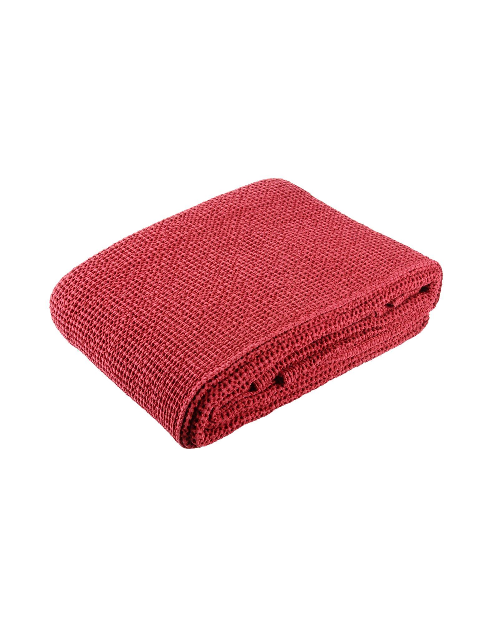 VIVARAISE Unisex Wolldecke Farbe Purpur Größe 1