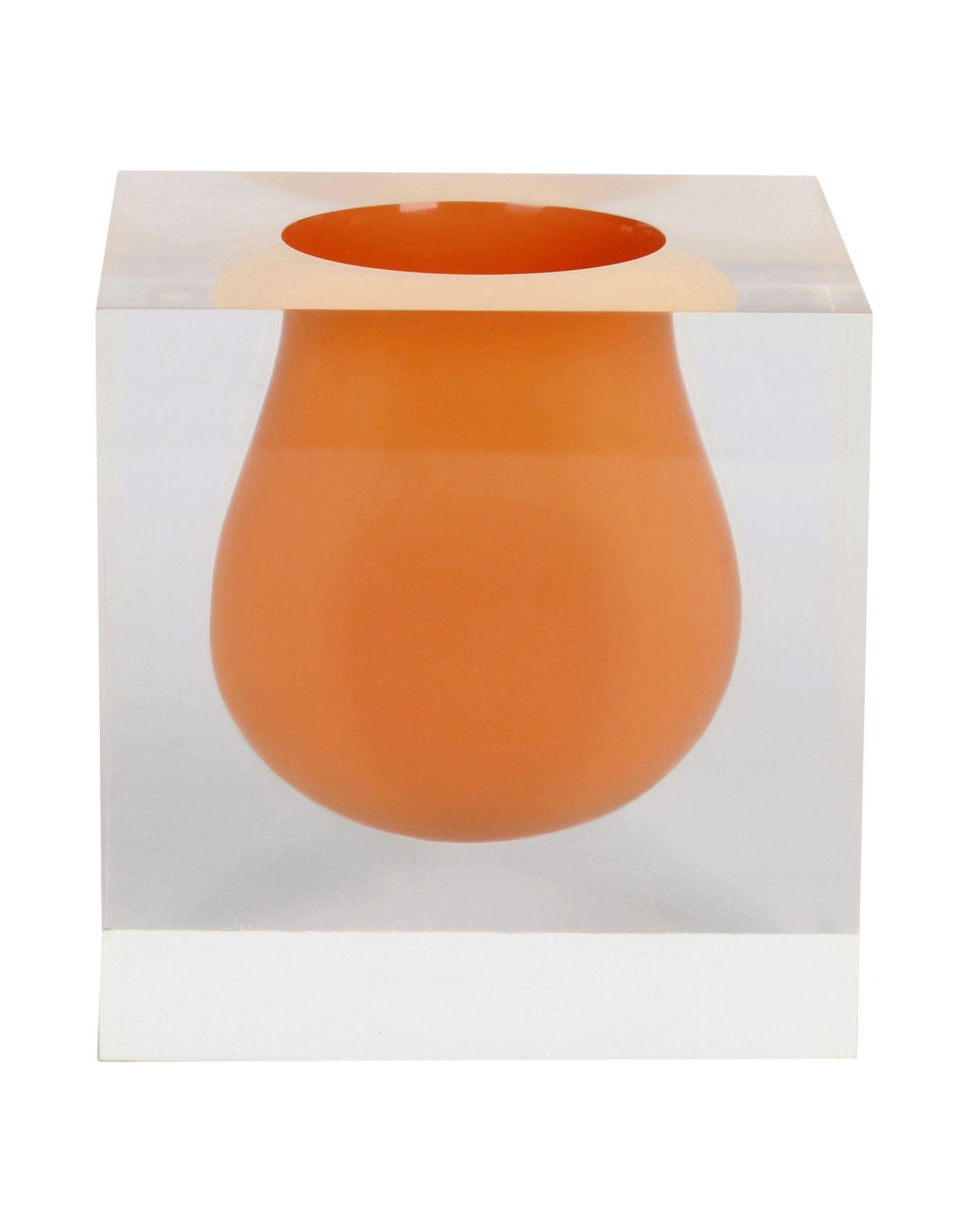 YOOX.COM(ユークス)《セール開催中》JONATHAN ADLER Unisex ベース オレンジ PMMA