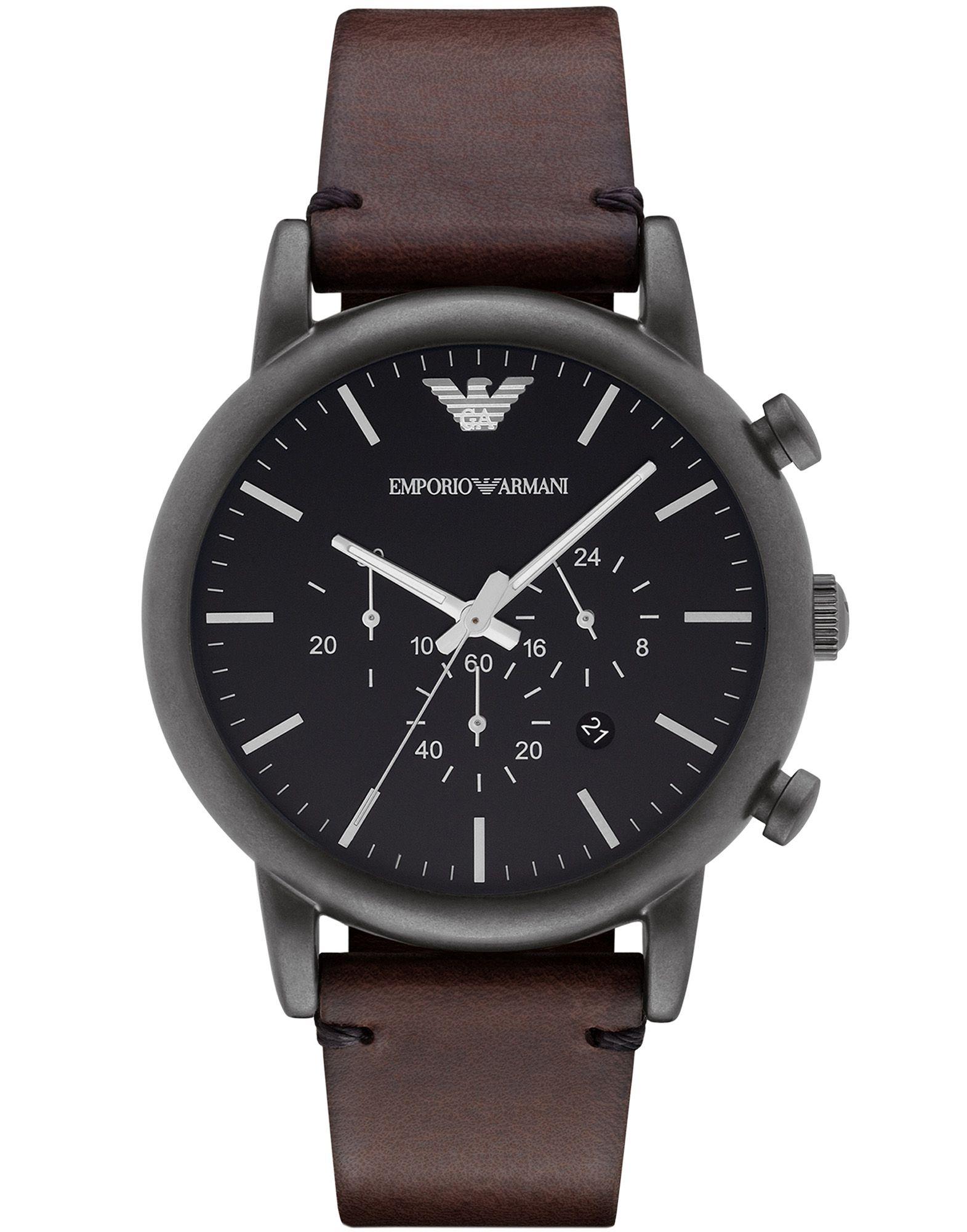 EMPORIO ARMANI Наручные часы emporio armani наручные часы