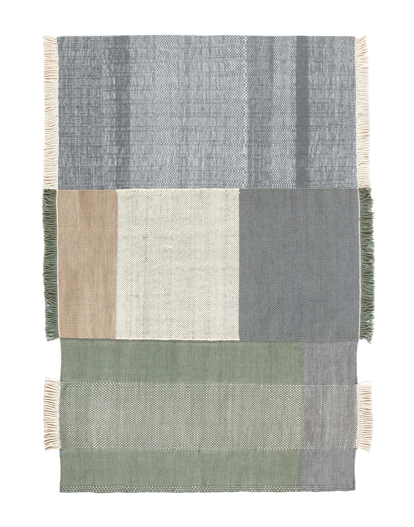 NANIMARQUINA Unisex Teppich Farbe Grau Größe 1