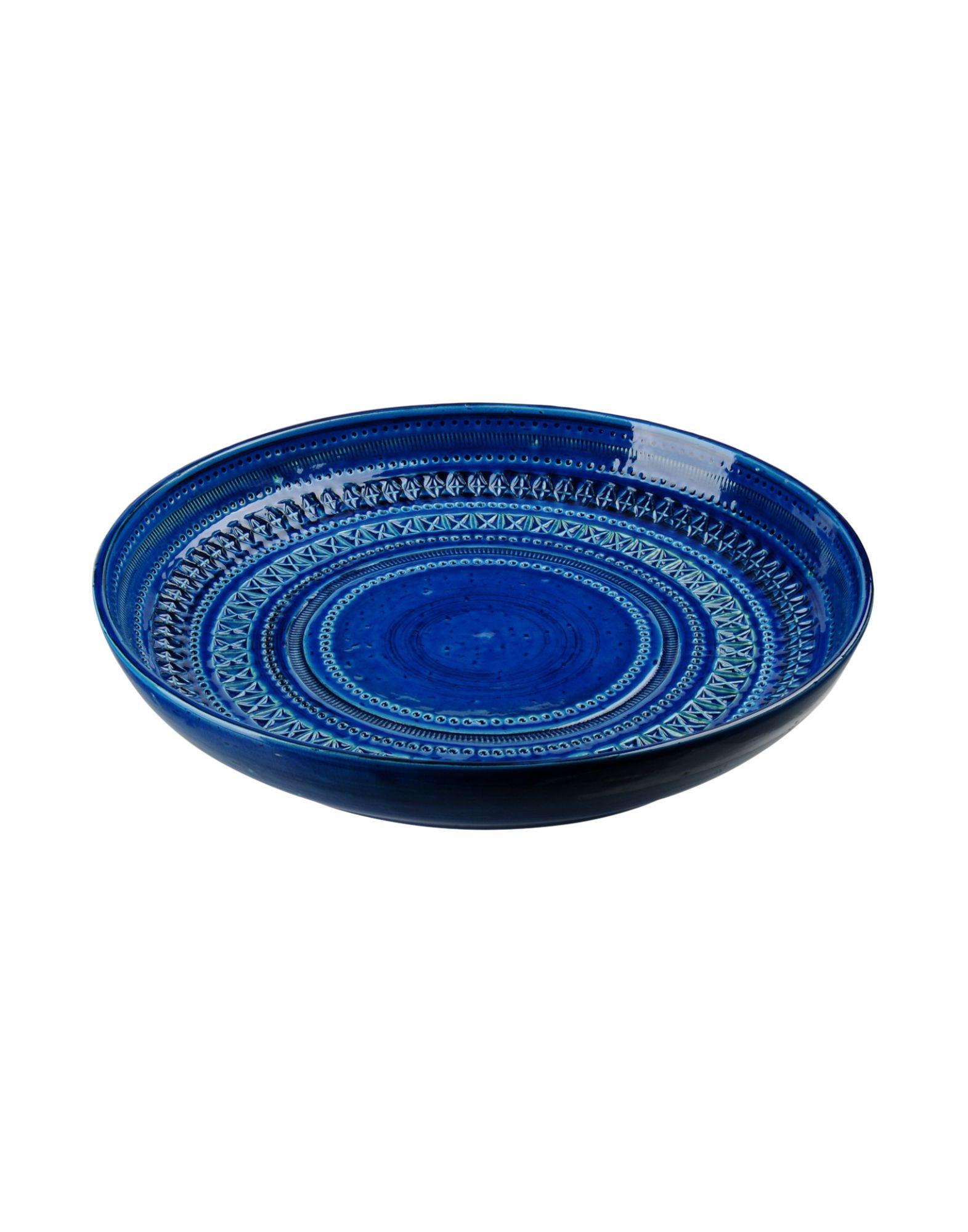 BITOSSI CERAMICHE Украшение для стола декор impronta ceramiche square wall blu formelle glitter 12 25x25