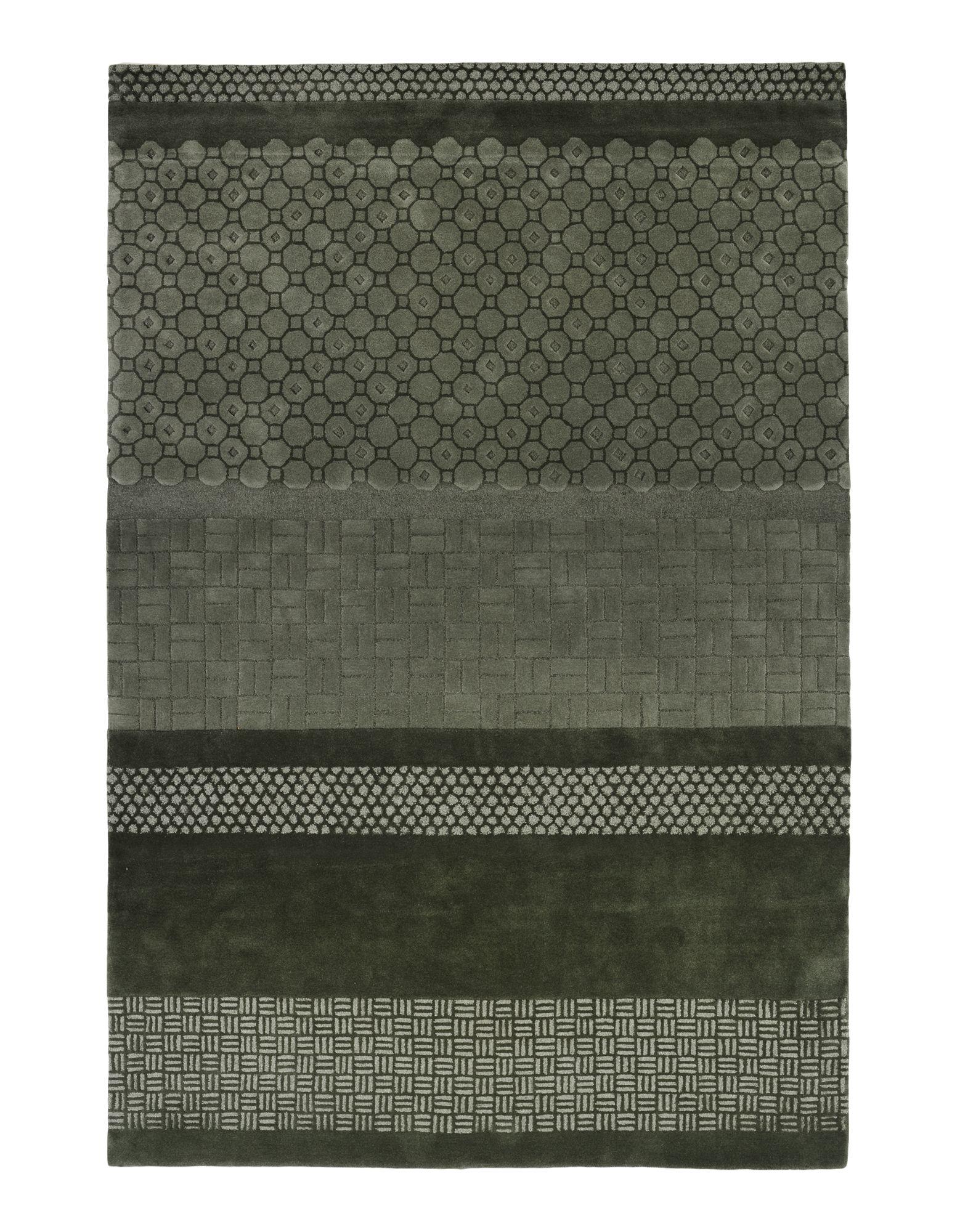 NANIMARQUINA Unisex Teppich Farbe Blei Größe 1