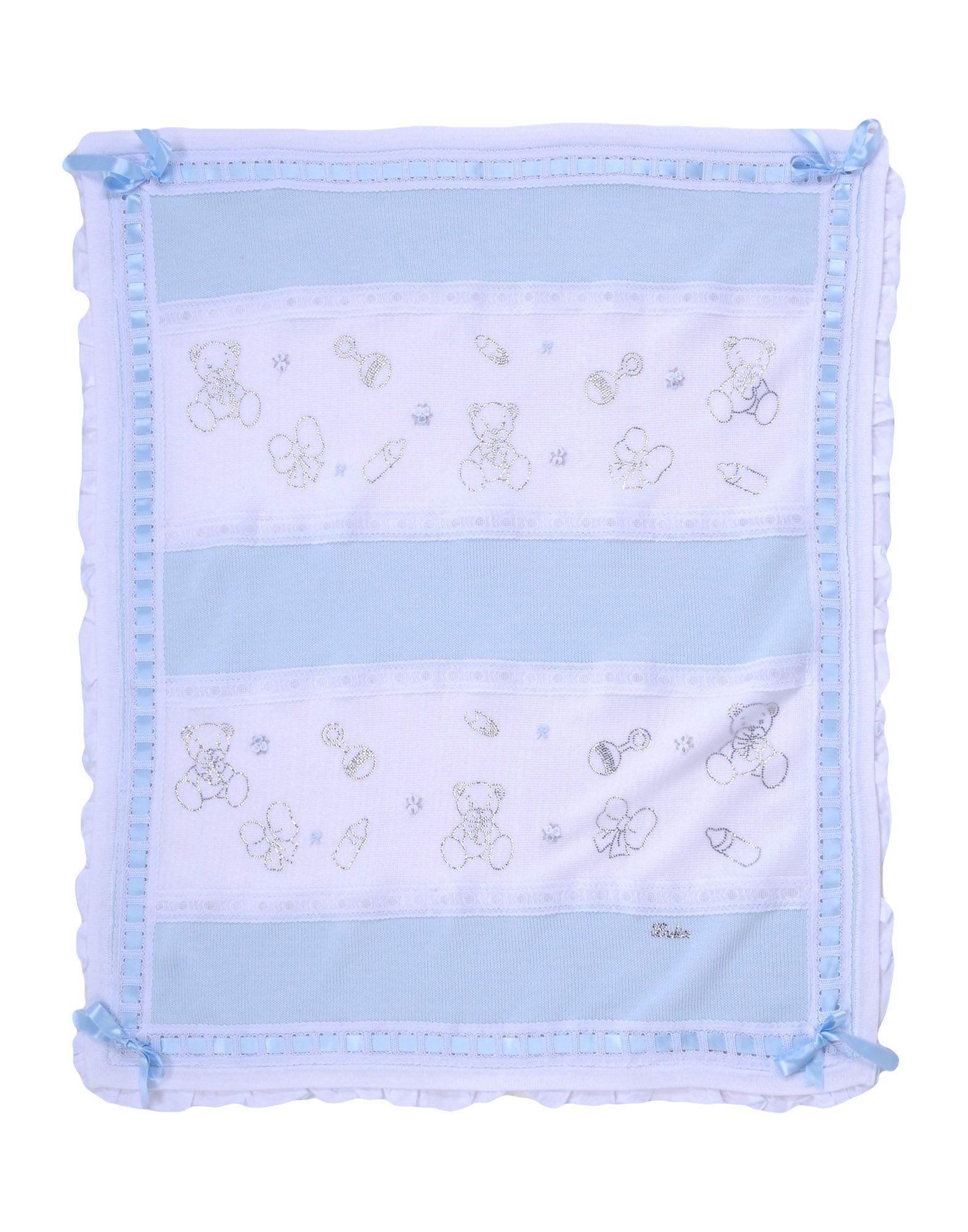 LADIA Одеяльце для младенцев ninetta одеяльце для младенцев