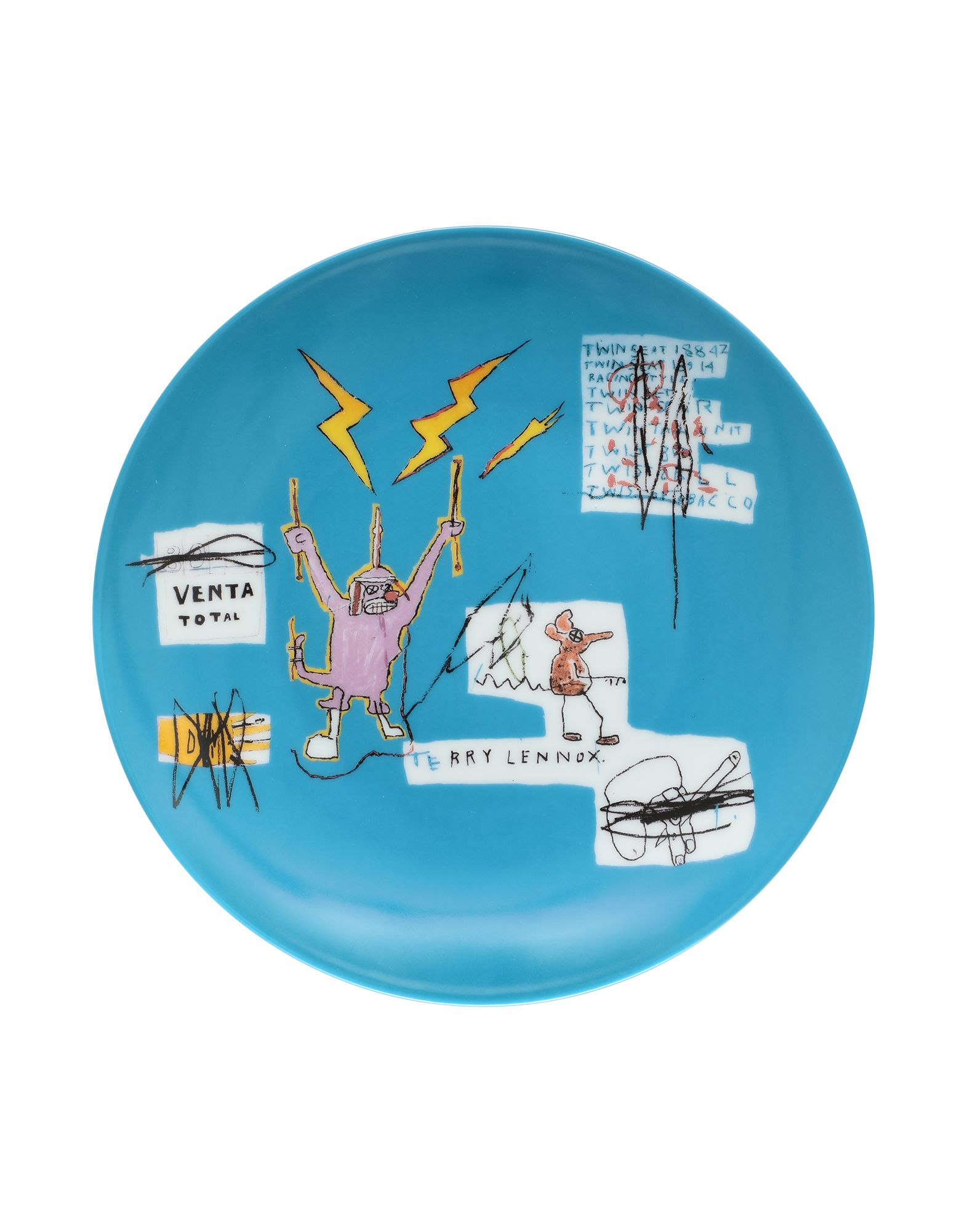 LIGNE BLANCHE Декоративная тарелка