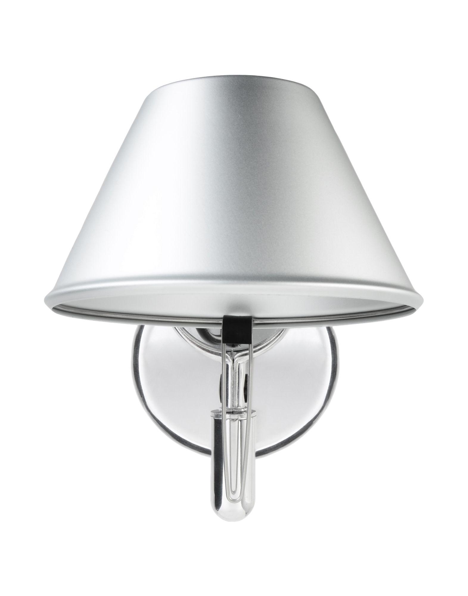 ARTEMIDE Настенная лампа artemide настенно потолочный светильник artemide pipe 0674010a