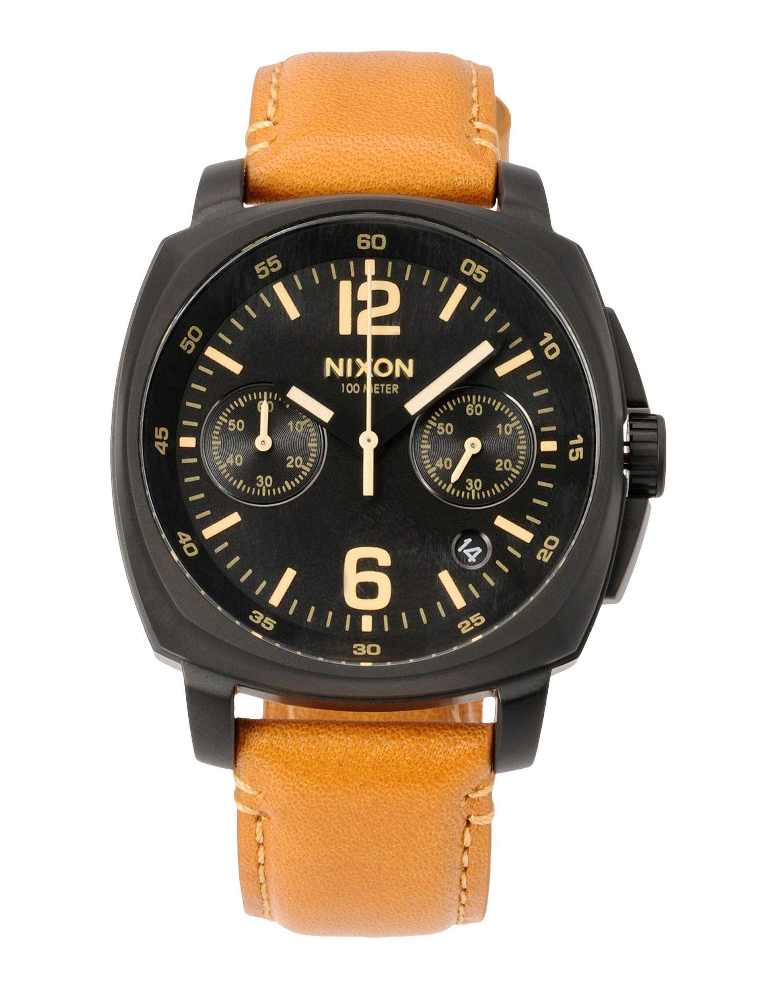 NIXON Наручные часы часы nixon corporal ss matte black industrial green