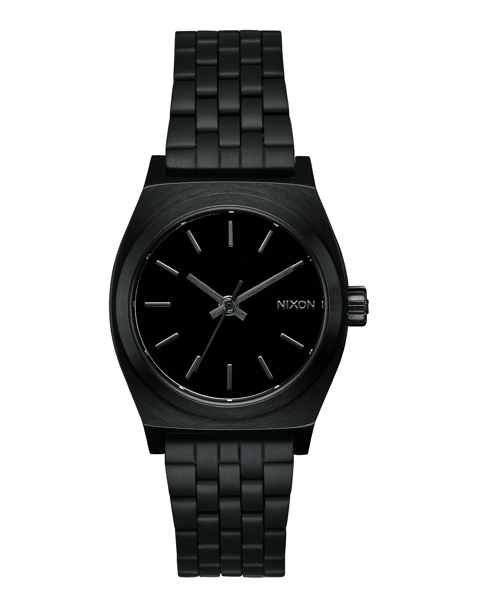 NIXON Наручные часы часы nixon time teller deluxe leather navy sunray brow