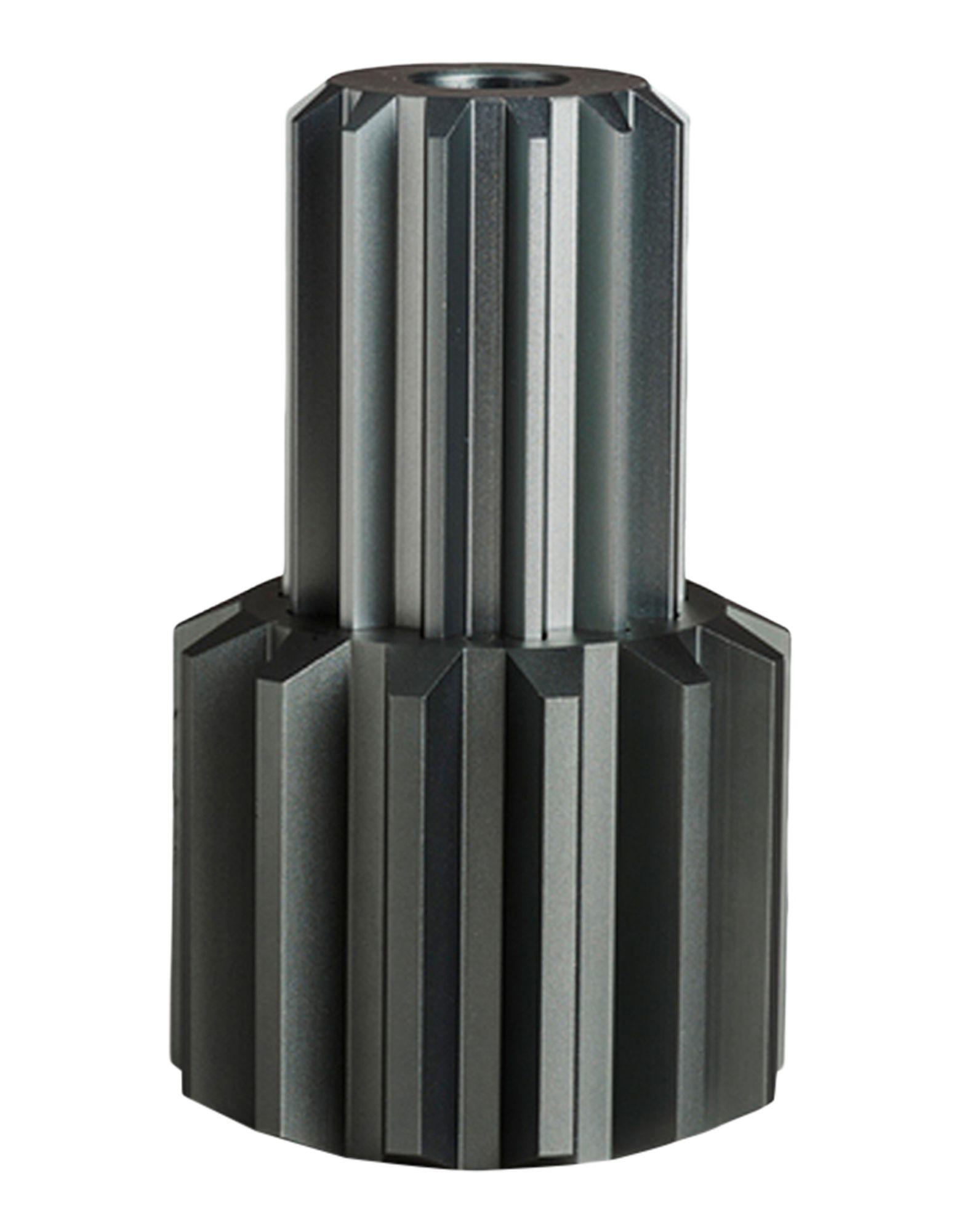 《送料無料》NEW WORKS Unisex キャンドルスタンド グレー アルミニウム Gear