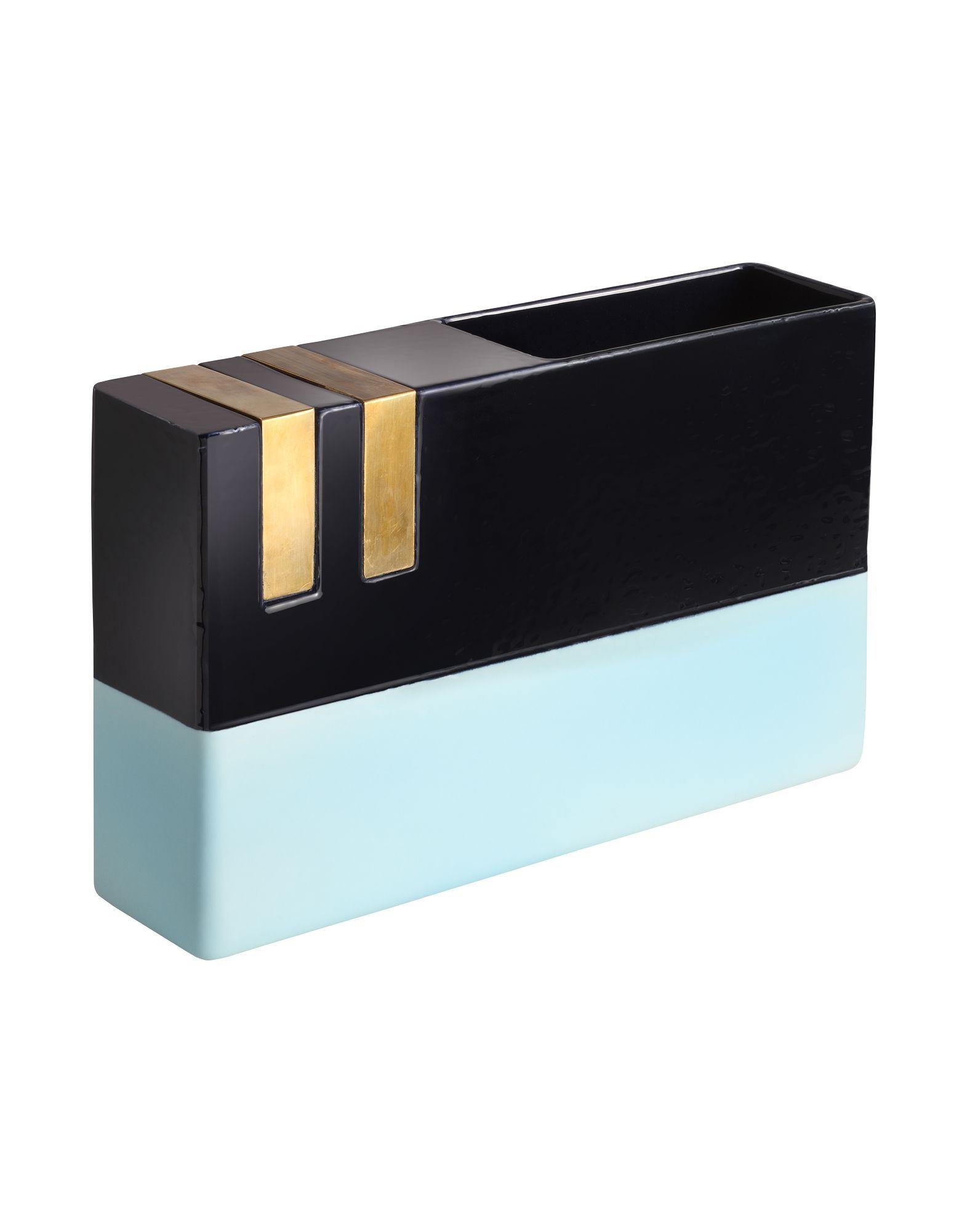 BITOSSI CERAMICHE Ваза бордюр impronta ceramiche couture bacchetta damier platino 2x75