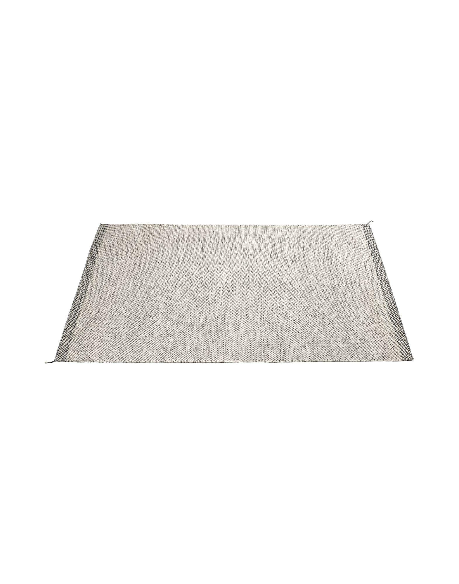 MUUTO Unisex Teppich Farbe Elfenbein Größe 1
