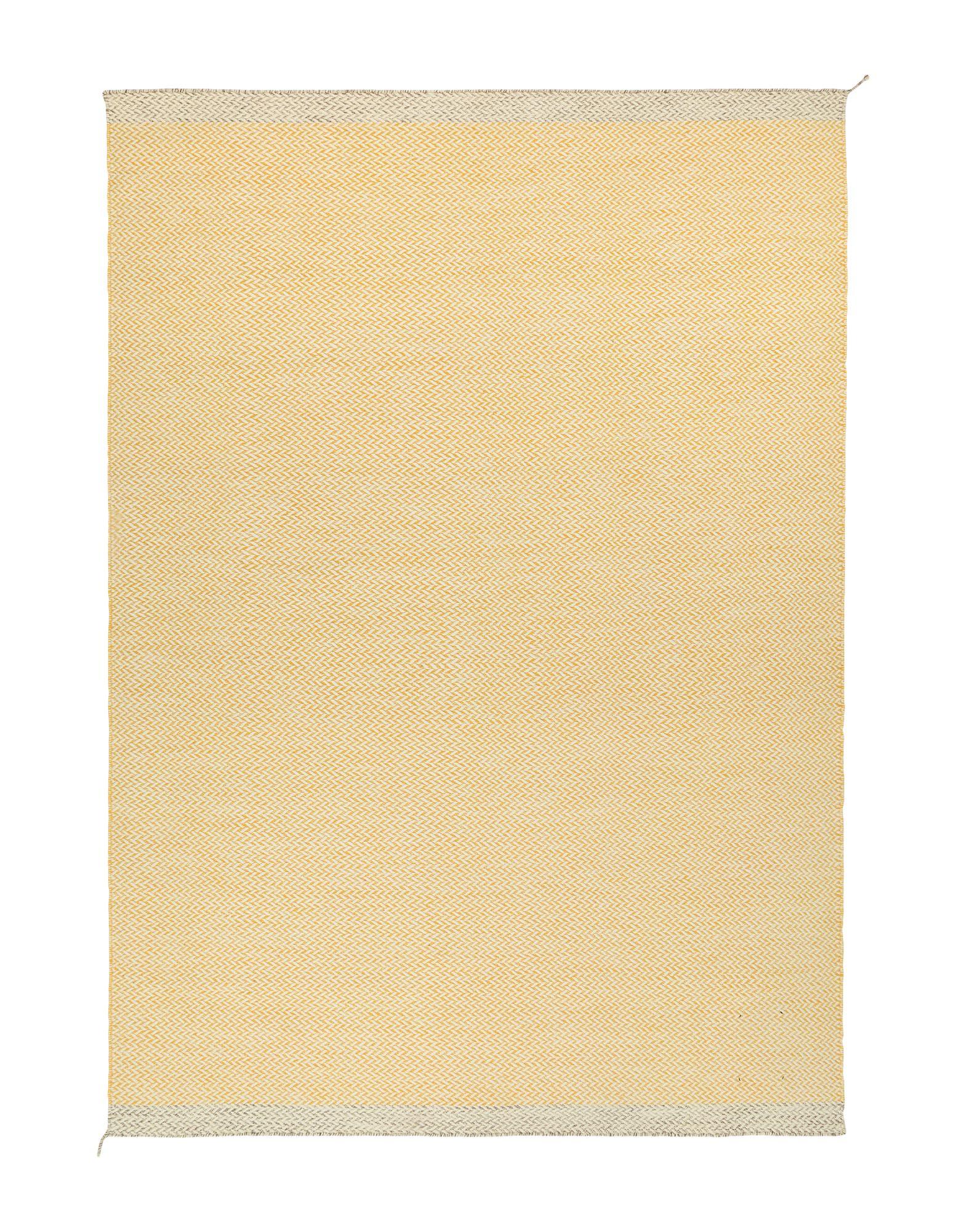 MUUTO Unisex Teppich Farbe Gelb Größe 1