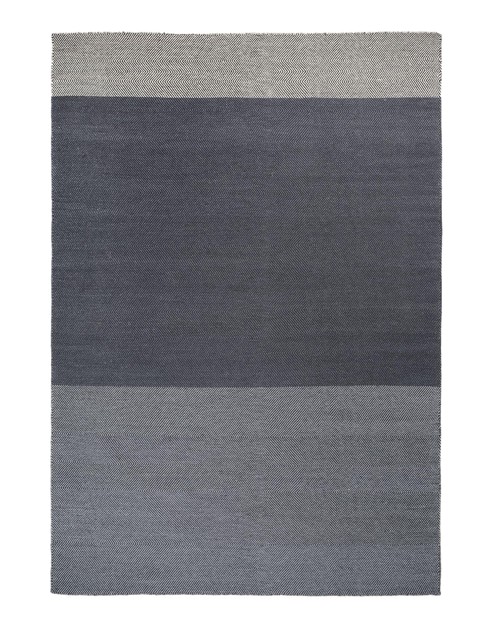 MUUTO Unisex Teppich Farbe Grau Größe 1