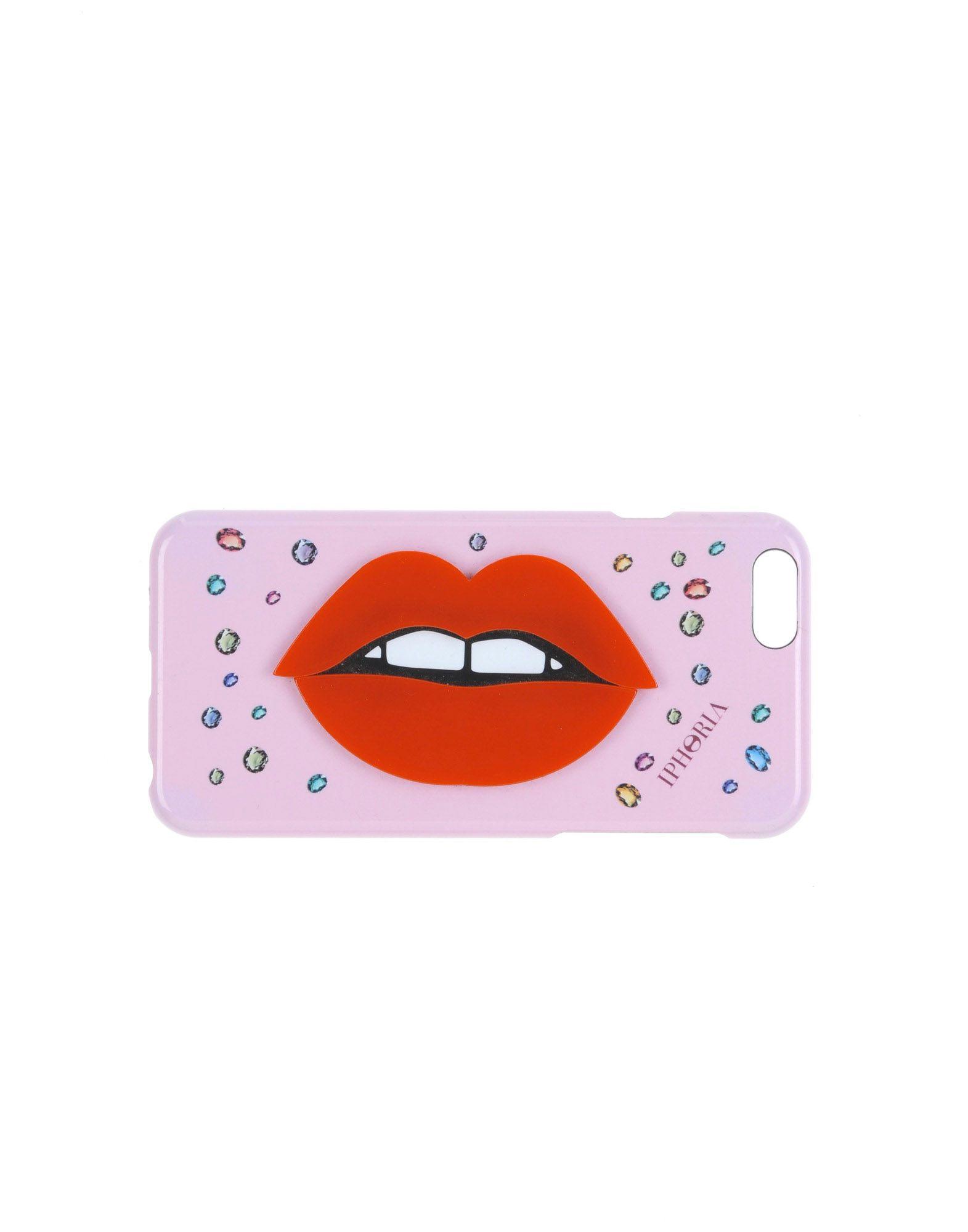 IPHORIA Чехол gumai silky case for iphone 6 6s black