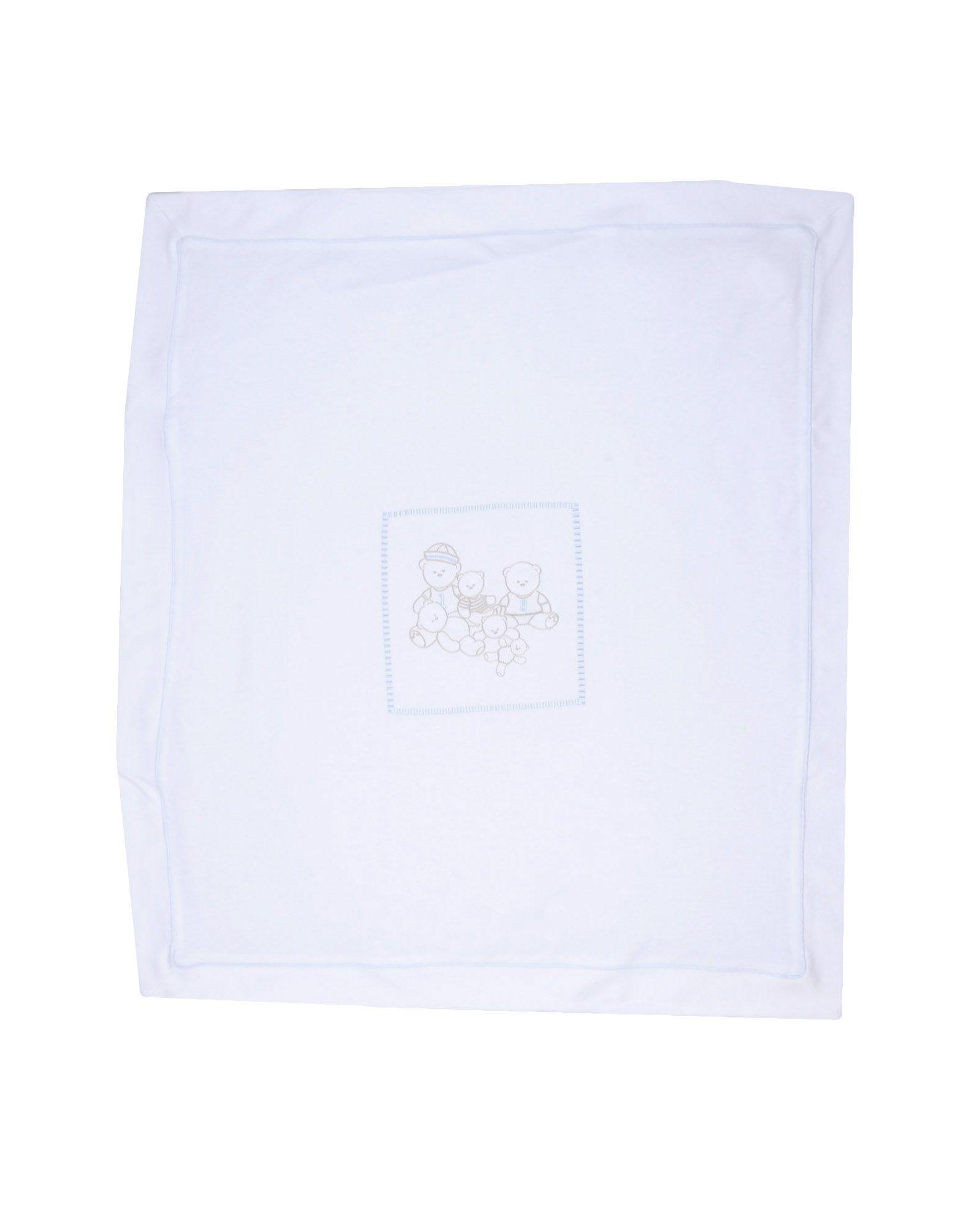 ALETTA Jungen 3-8 jahre Wolldecke Farbe Weiß Größe 1