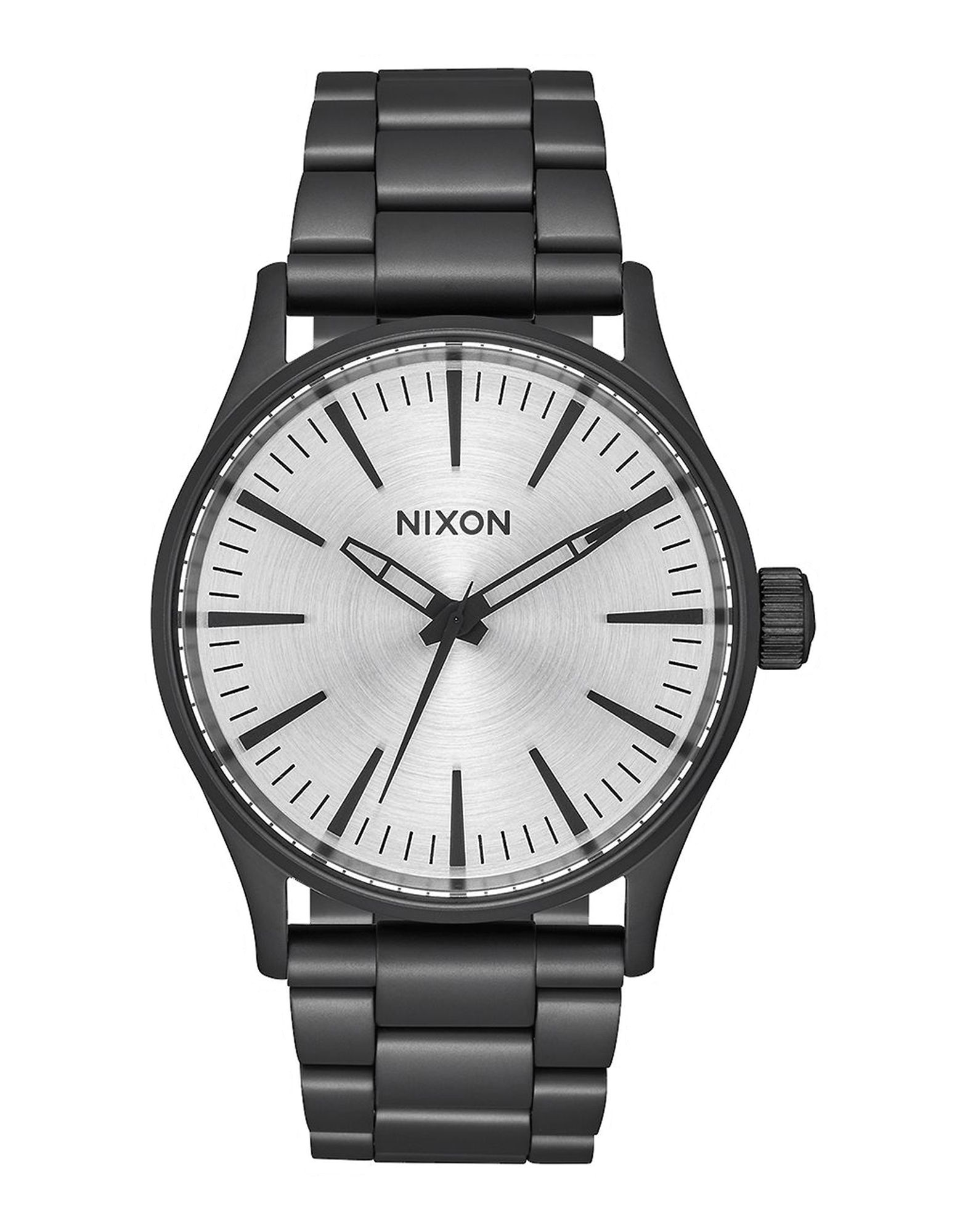 NIXON Наручные часы часы nixon time teller deluxe leather navy sunray brow